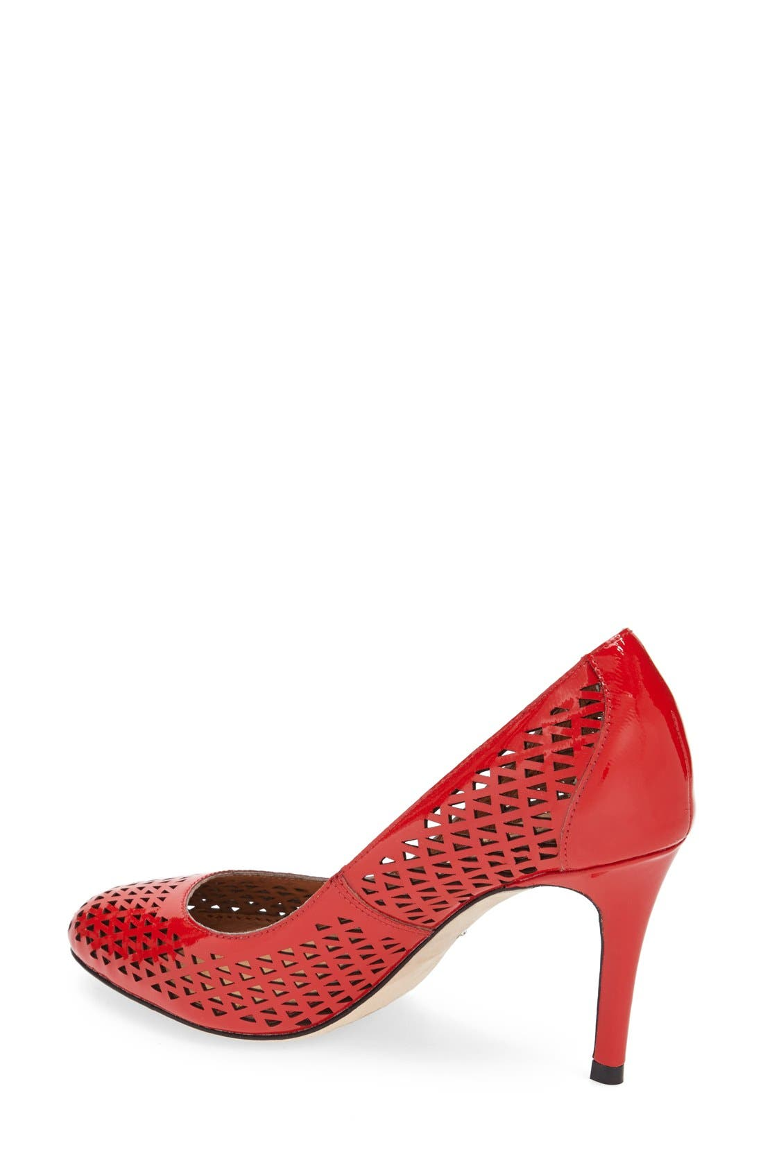 Alternate Image 4  - Corso Como 'Wanda' Perforated Leather Pump (Women)
