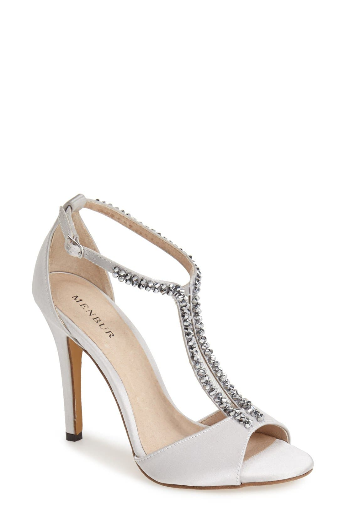 MENBUR 'Albunol' T-Strap Sandal