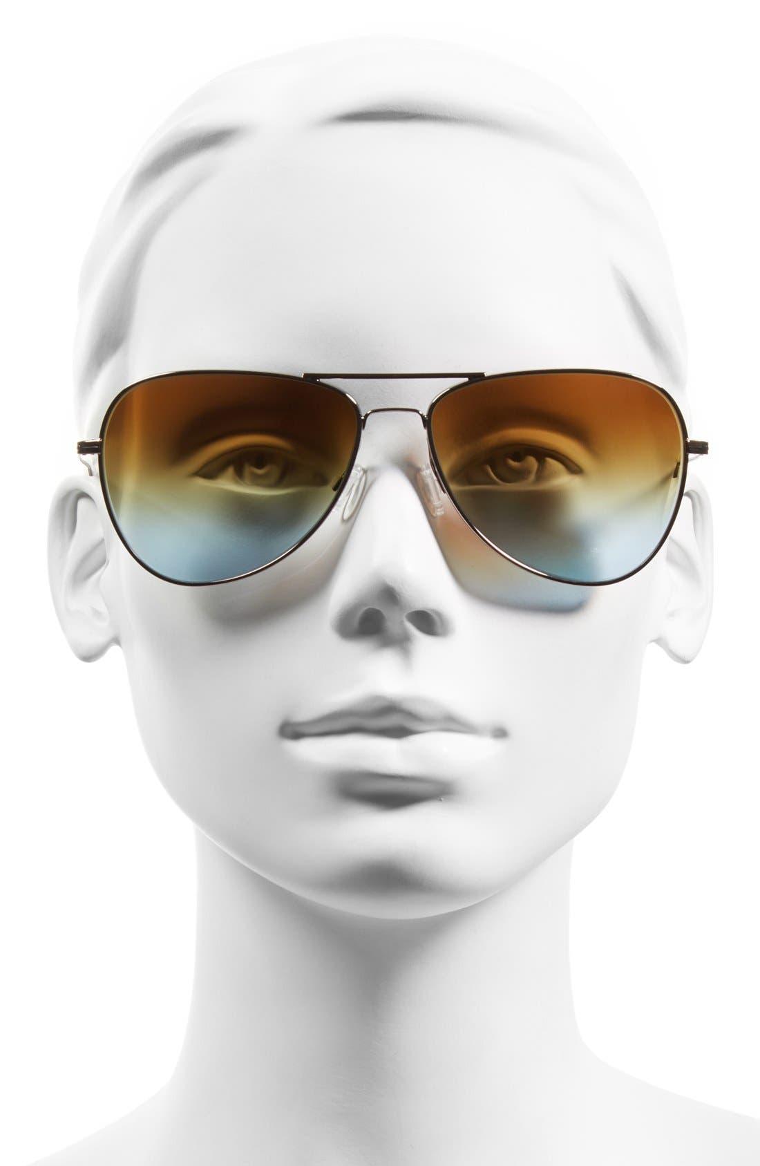 Alternate Image 2  - Oliver Peoples x Isabel Marant 'Matt' 60mm Aviator Sunglasses