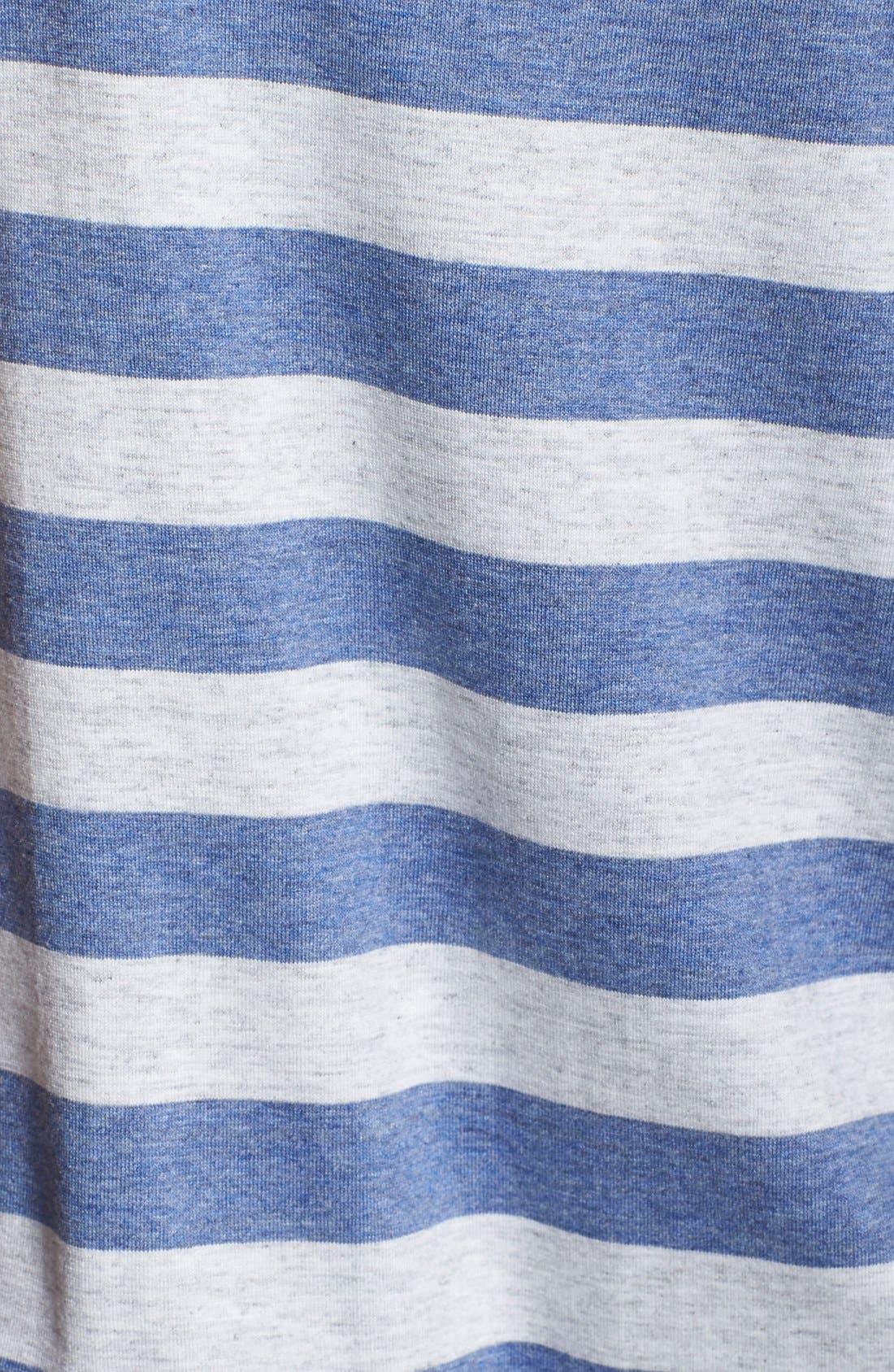Alternate Image 3  - Tommy Bahama Stripe Jersey Romper