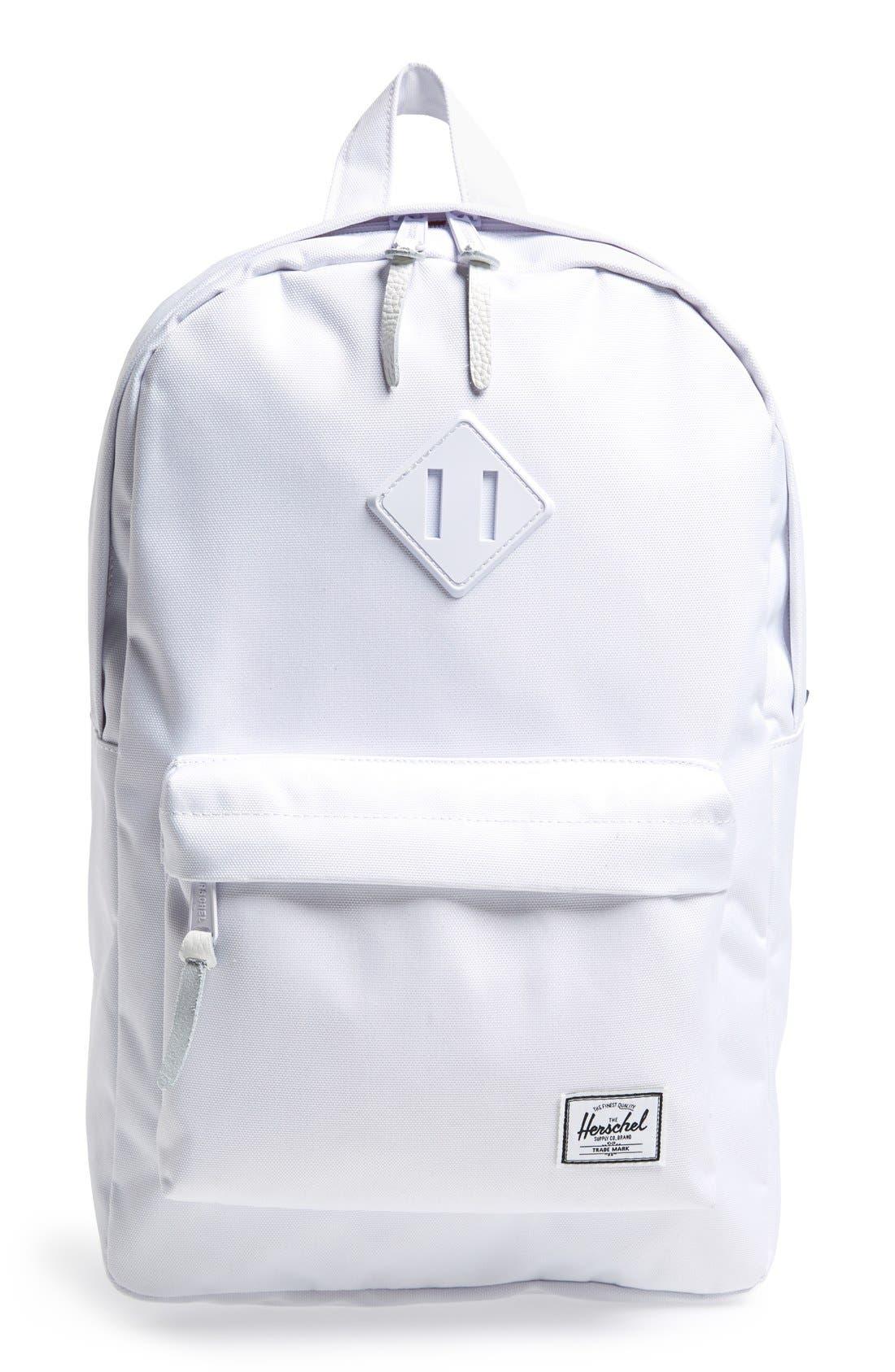Alternate Image 1 Selected - Herschel Supply Co. 'Heritage Mid Volume' Backpack