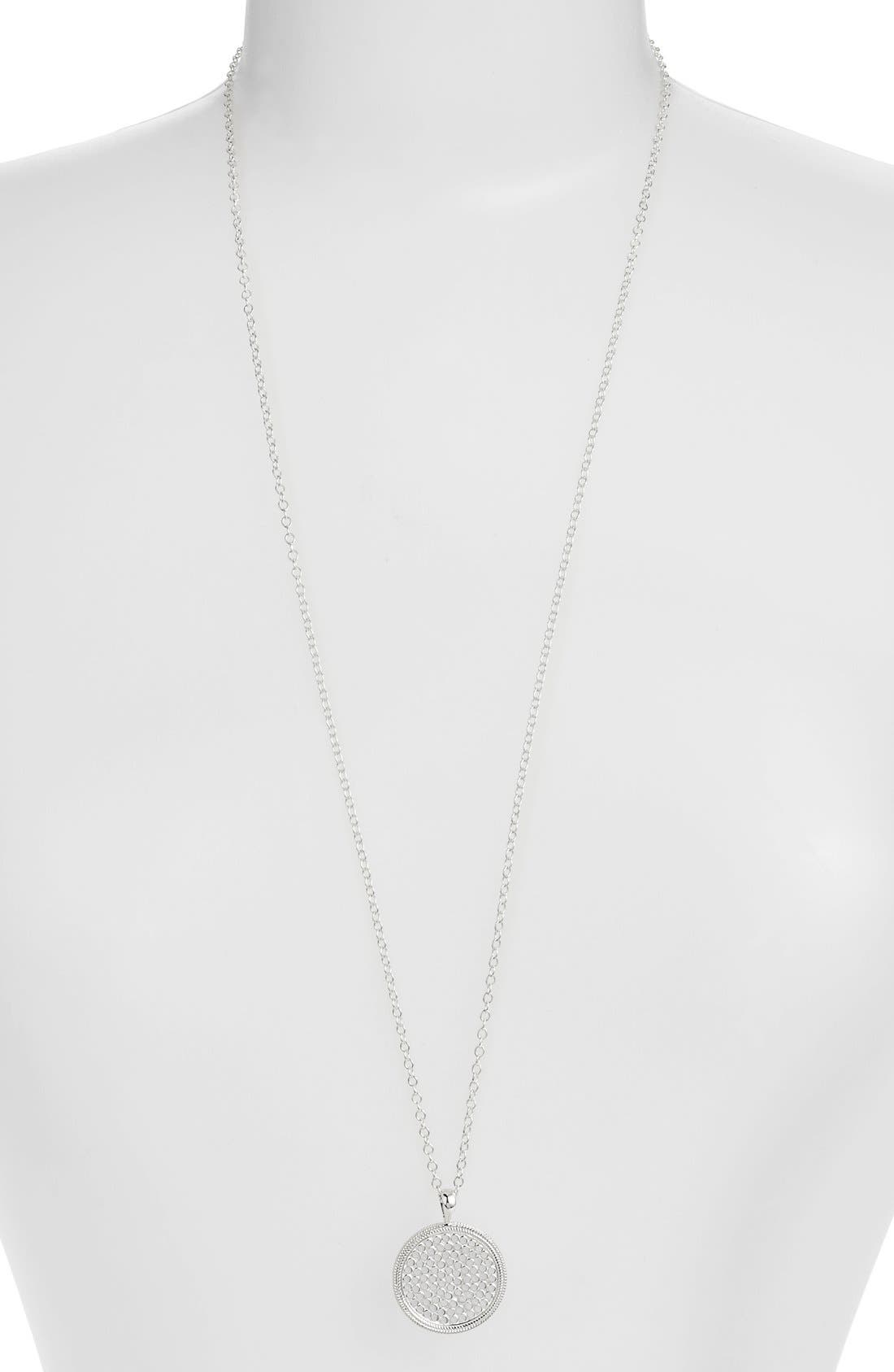 Alternate Image 1 Selected - Anna Beck 'Gili' Pendant Necklace