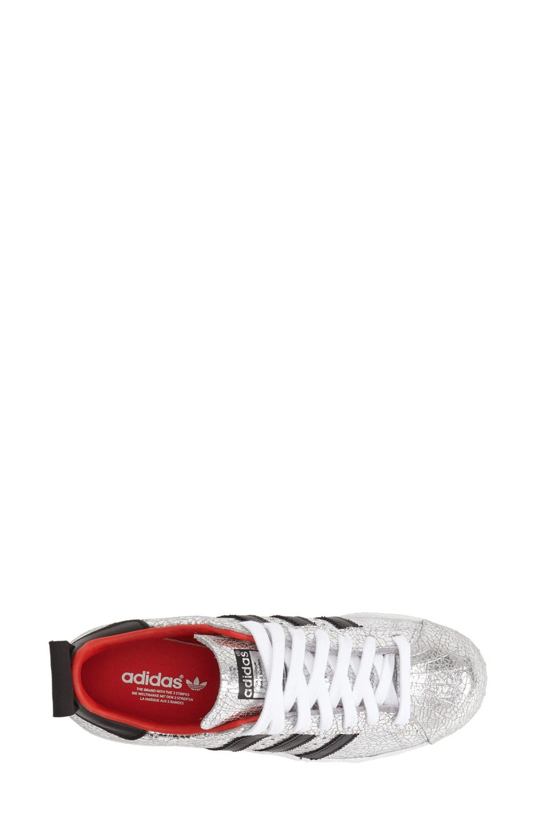 Alternate Image 3  - Topshop for adidas Originals '80s Premium Superstar' Sneaker (Women)