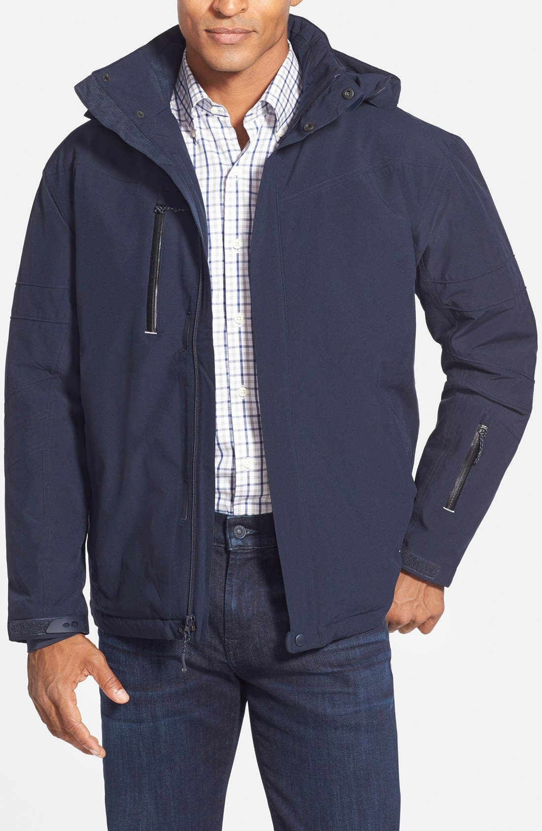 Alternate Image 1 Selected - Cutter & Buck 'WeatherTec Sanders' Jacket (Online Only)