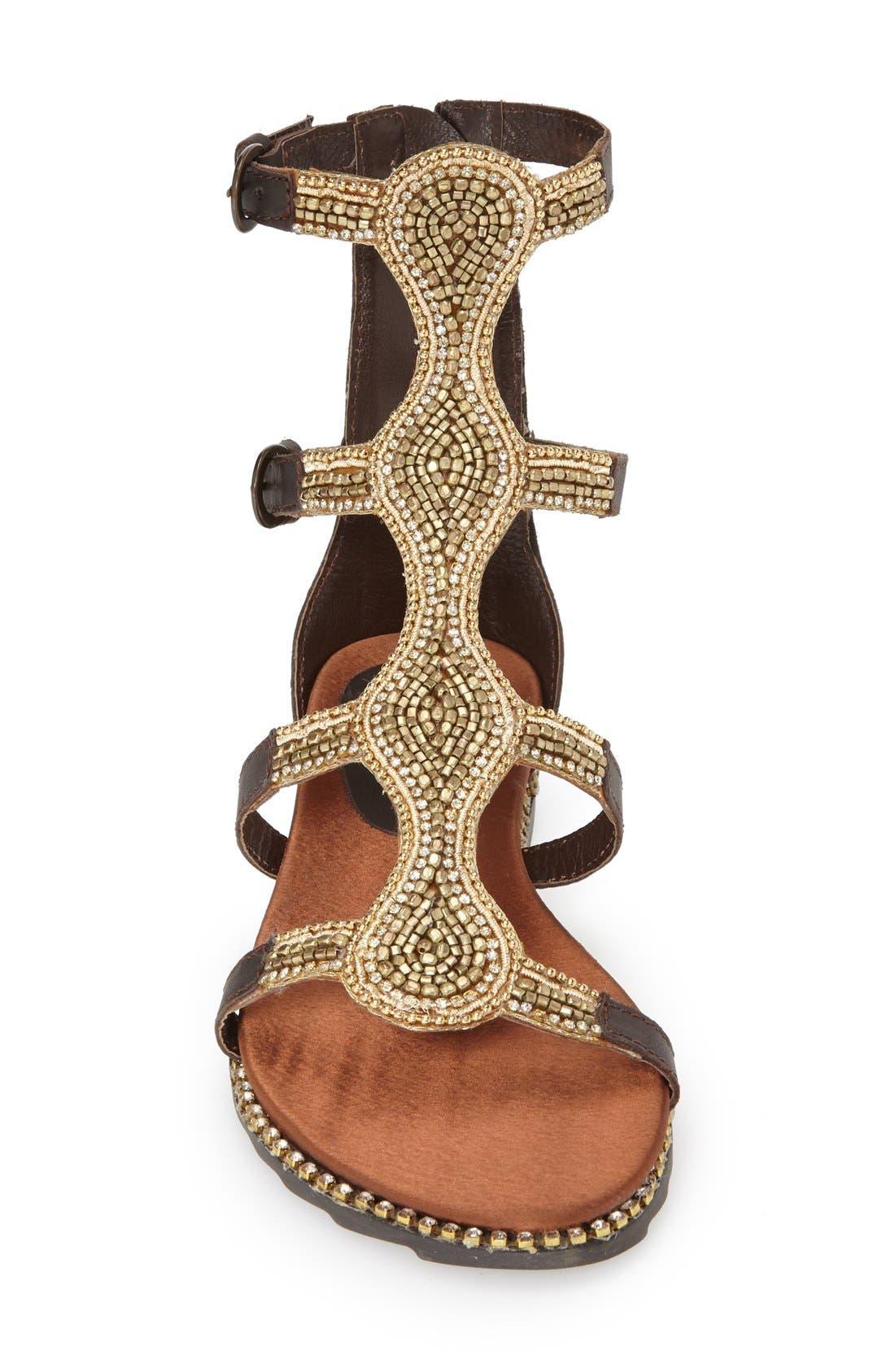 Alternate Image 3  - Vis-à-Vis 'Vaun' Embellished Gladiator Sandal (Women)