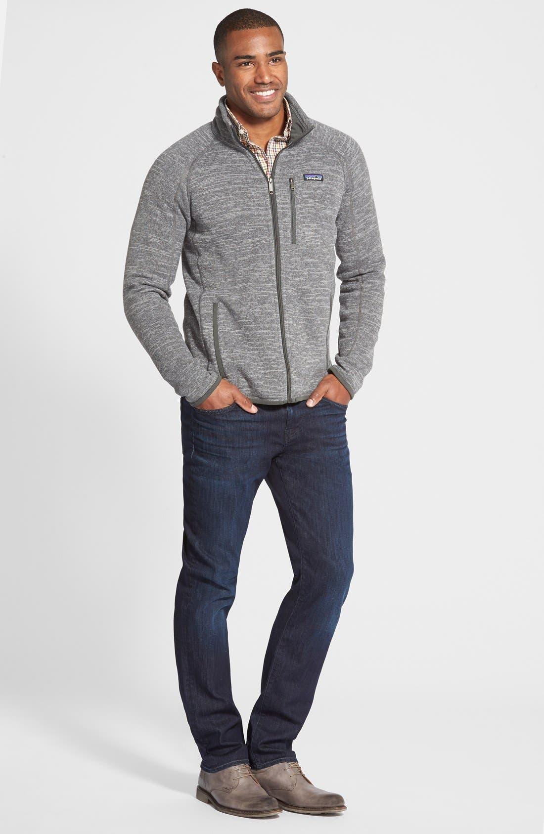 Alternate Image 6  - Patagonia Better Sweater Zip Front Jacket