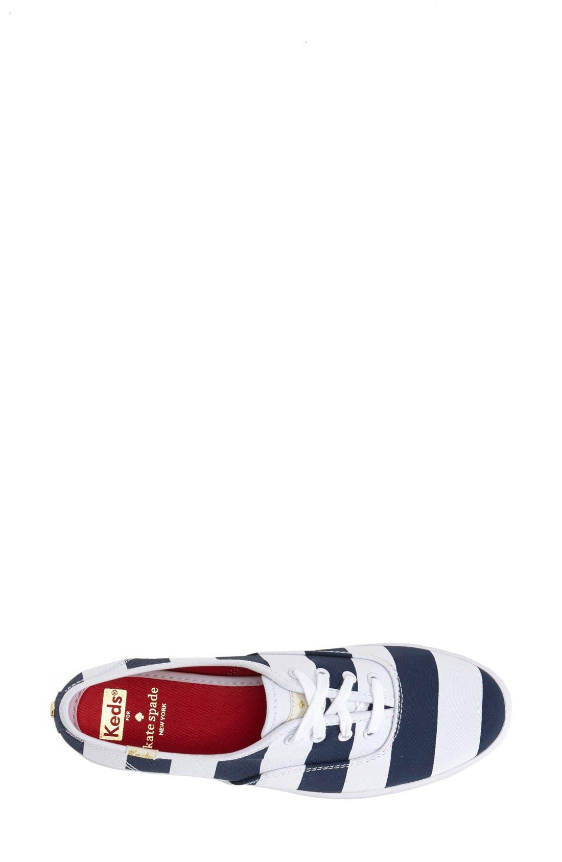 Alternate Image 3  - Keds® for kate spade new york 'triple kick' sneaker (Women)