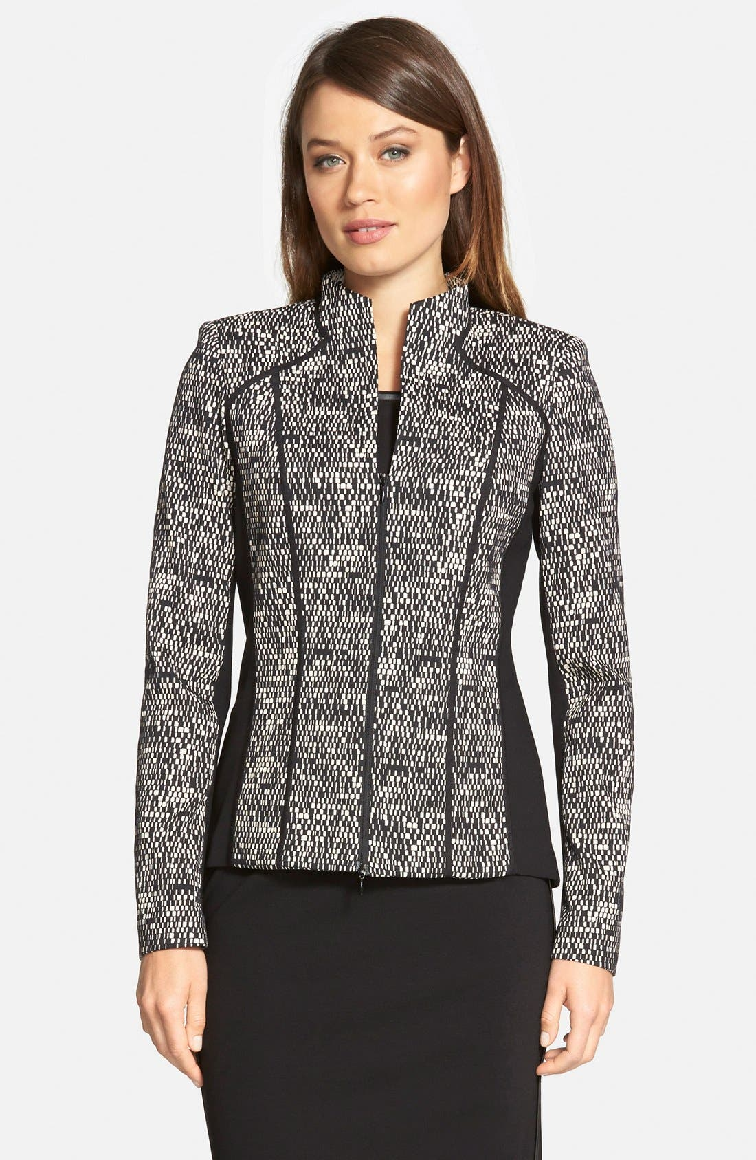 Alternate Image 1 Selected - Lafayette 148 New York 'Amia' Jacket (Regular & Petite)