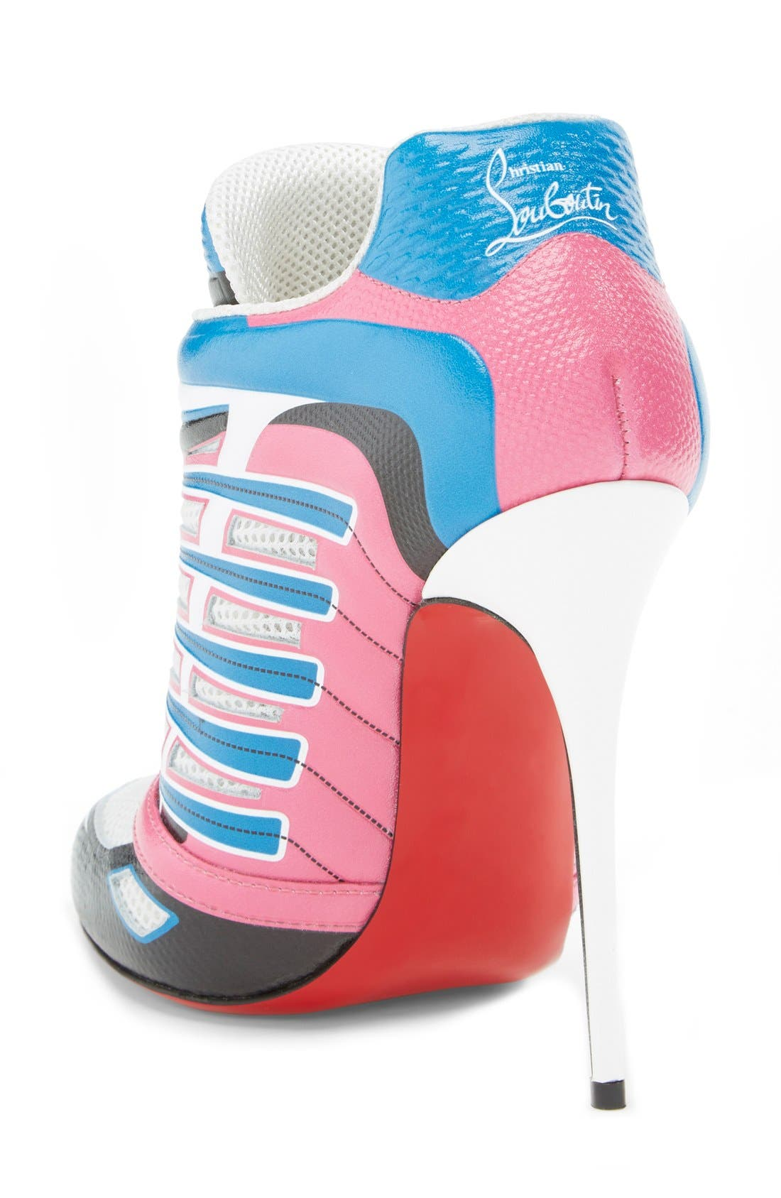 Alternate Image 2  - Christian Louboutin 'Boltina' Lace-Up Bootie