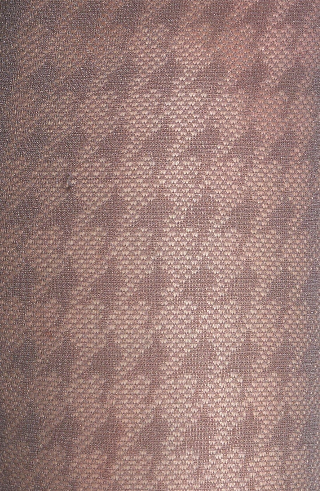 Alternate Image 2  - Vince Camuto Houndstooth Tights (Online Only)