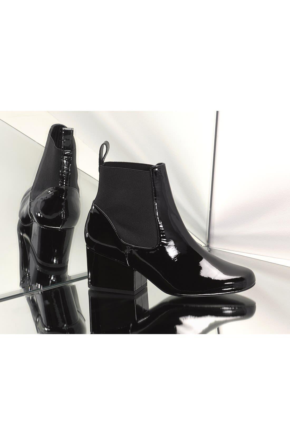 Alternate Image 5  - Robert Clergerie 'Moon' Chelsea Boot (Women)