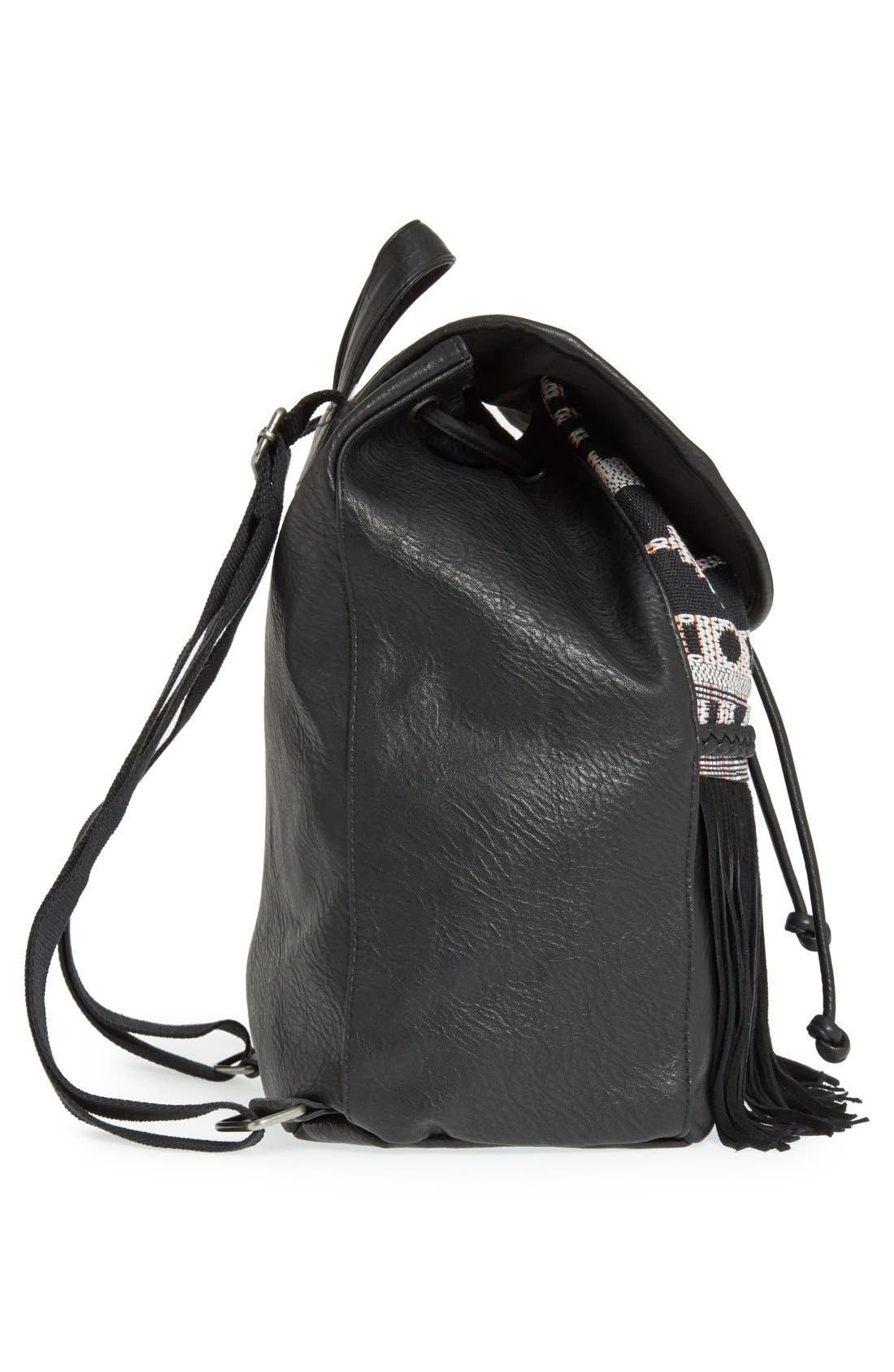 Alternate Image 4  - Dolce Girl Fringe Backpack