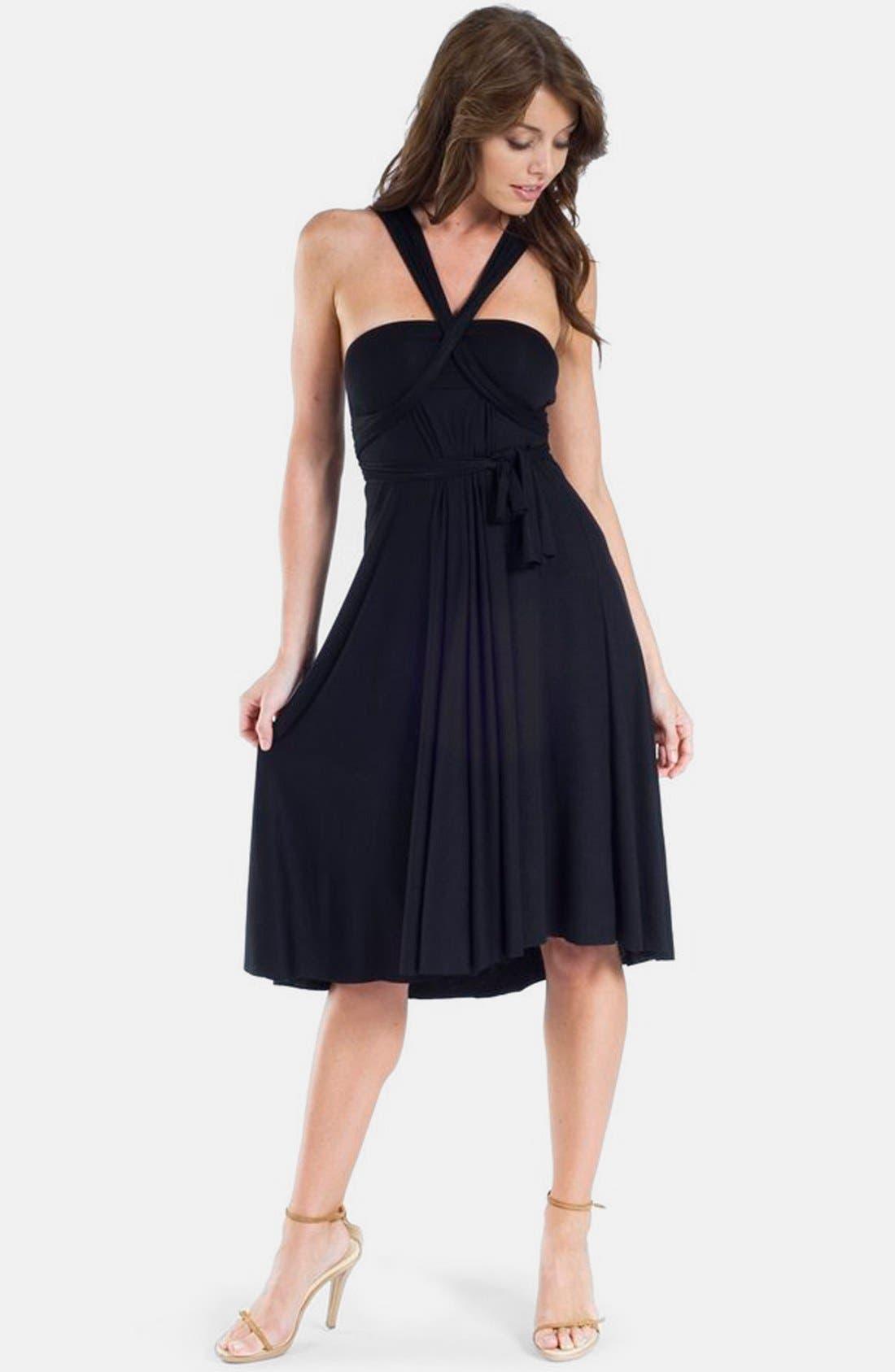 Alternate Image 2  - Elan Convertible Cover-Up Dress