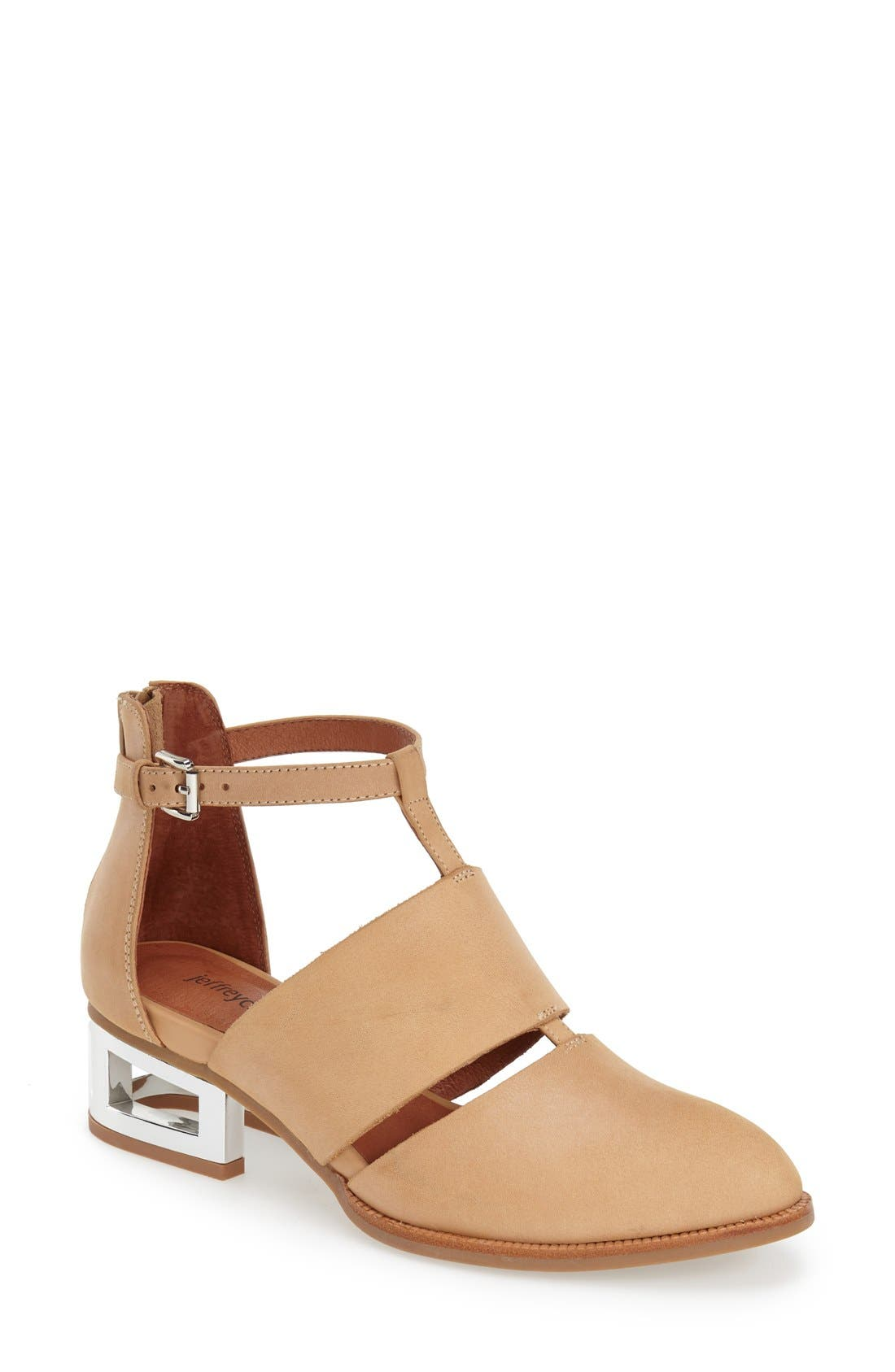 Alternate Image 1 Selected - Jeffrey Campbell 'Carina' Ankle Boot (Women)