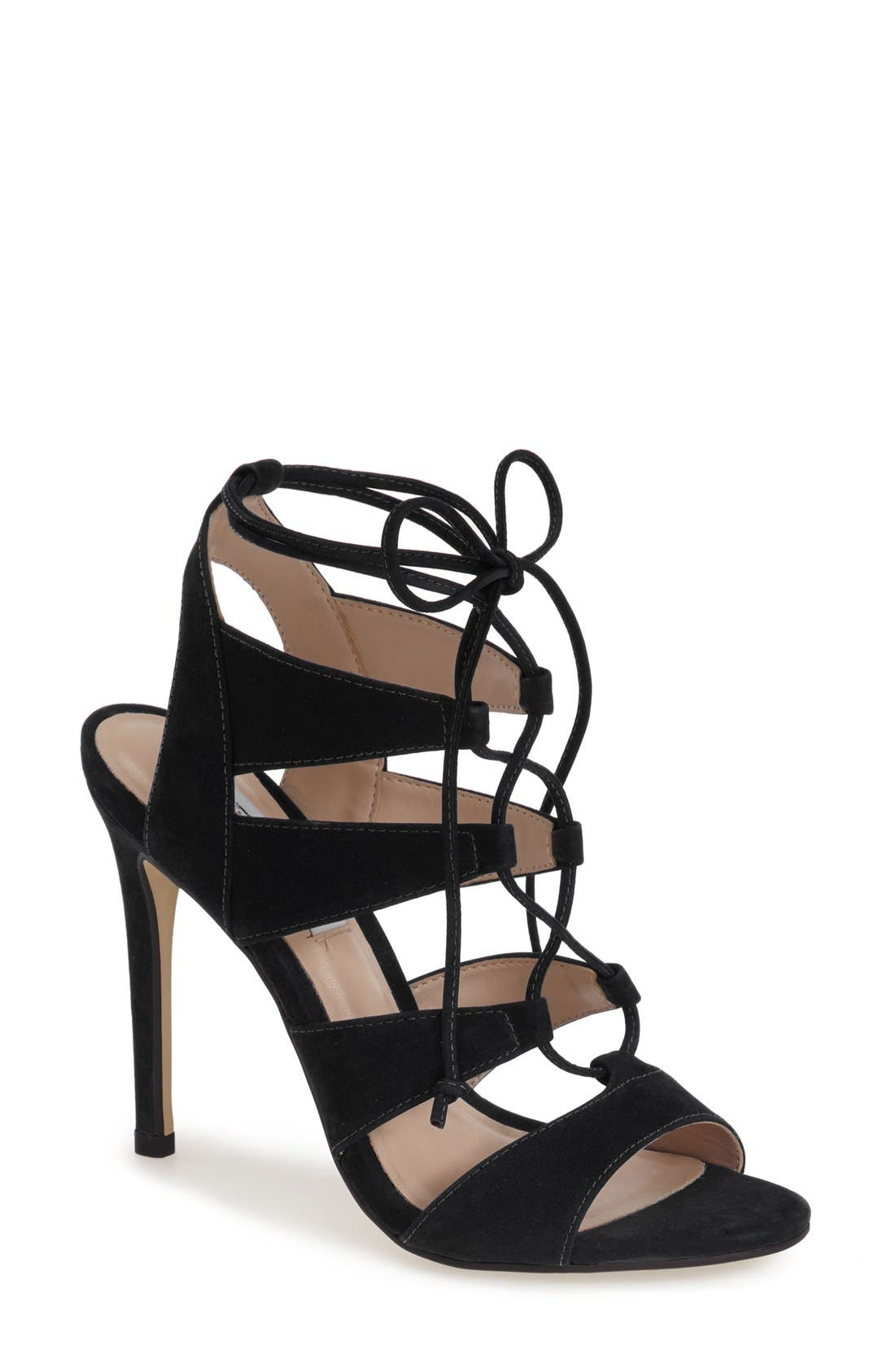 Alternate Image 1 Selected - Steve Madden 'Sandalia' Sandal (Women)
