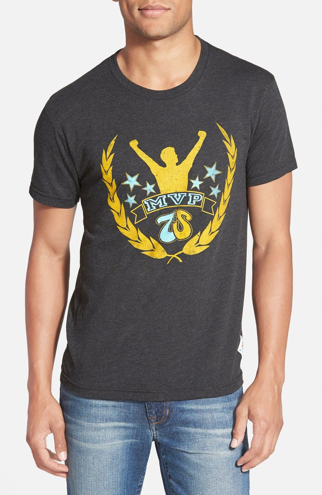 7th Inning Stretch 'Victory' Graphic T-Shirt