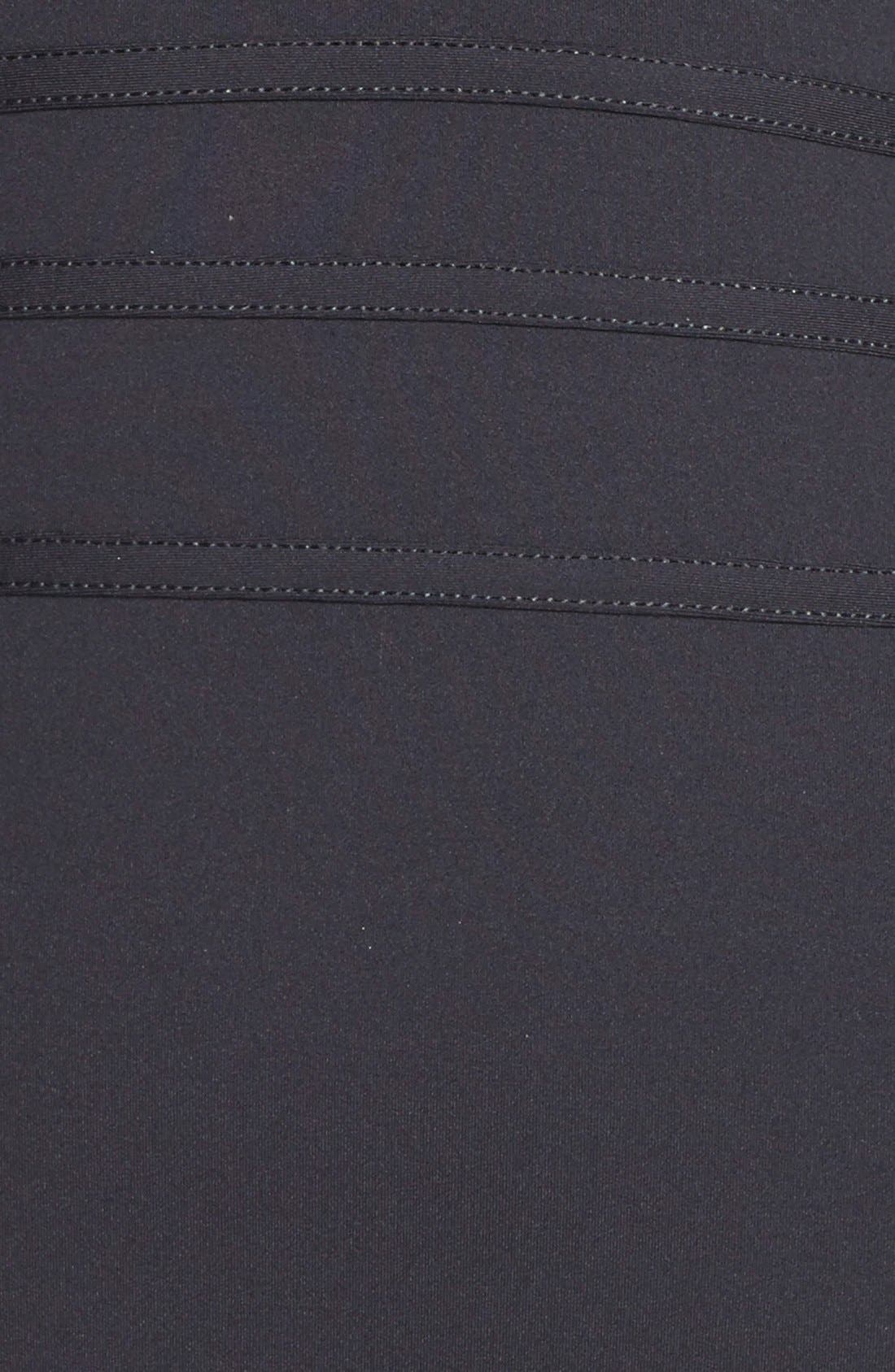 Alternate Image 3  - La Blanca 'Core' Strappy Cross Back One-Piece Swimsuit