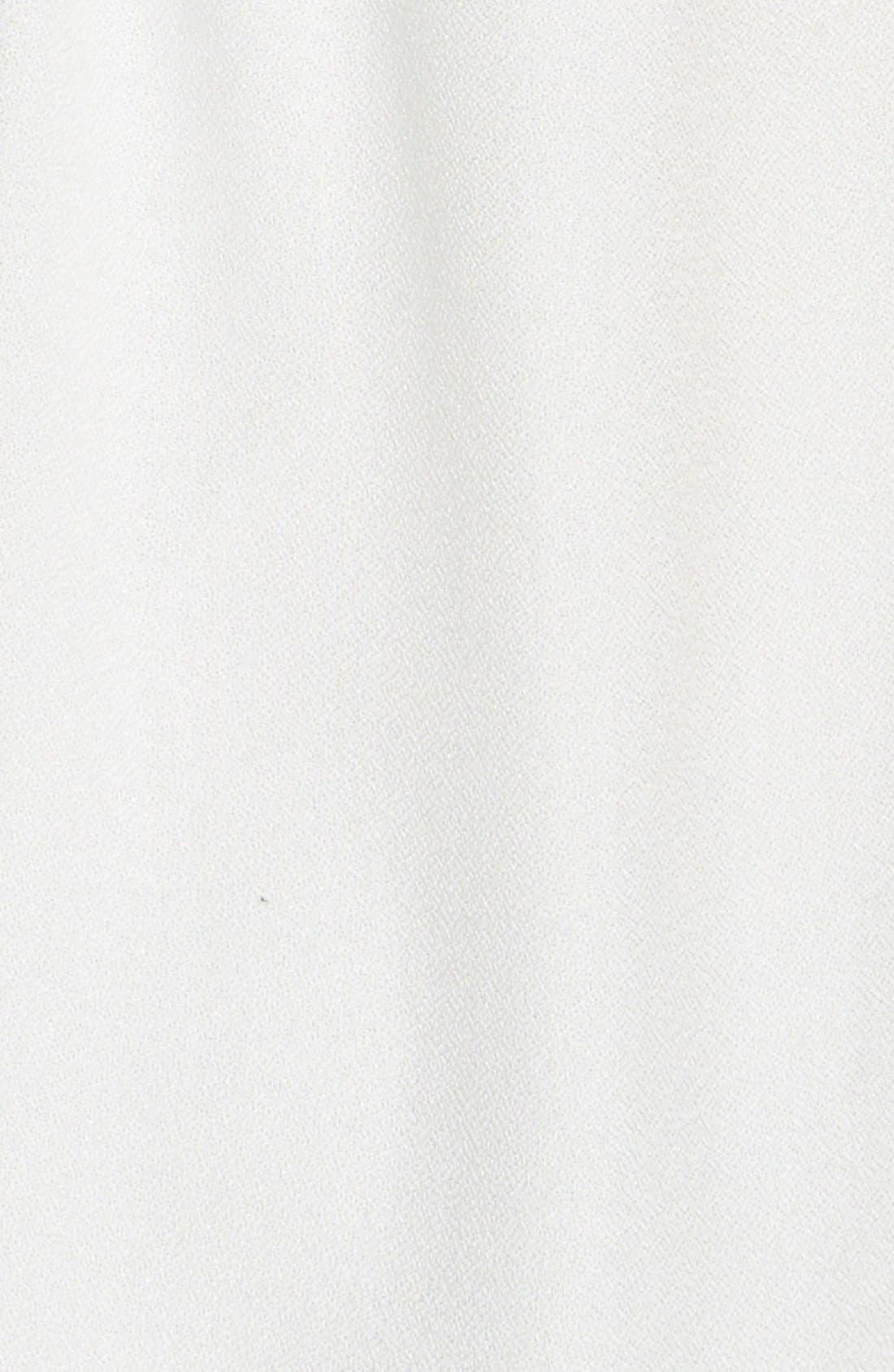 Alternate Image 3  - Ella Moss 'Sabrina' Mesh Fringe Top
