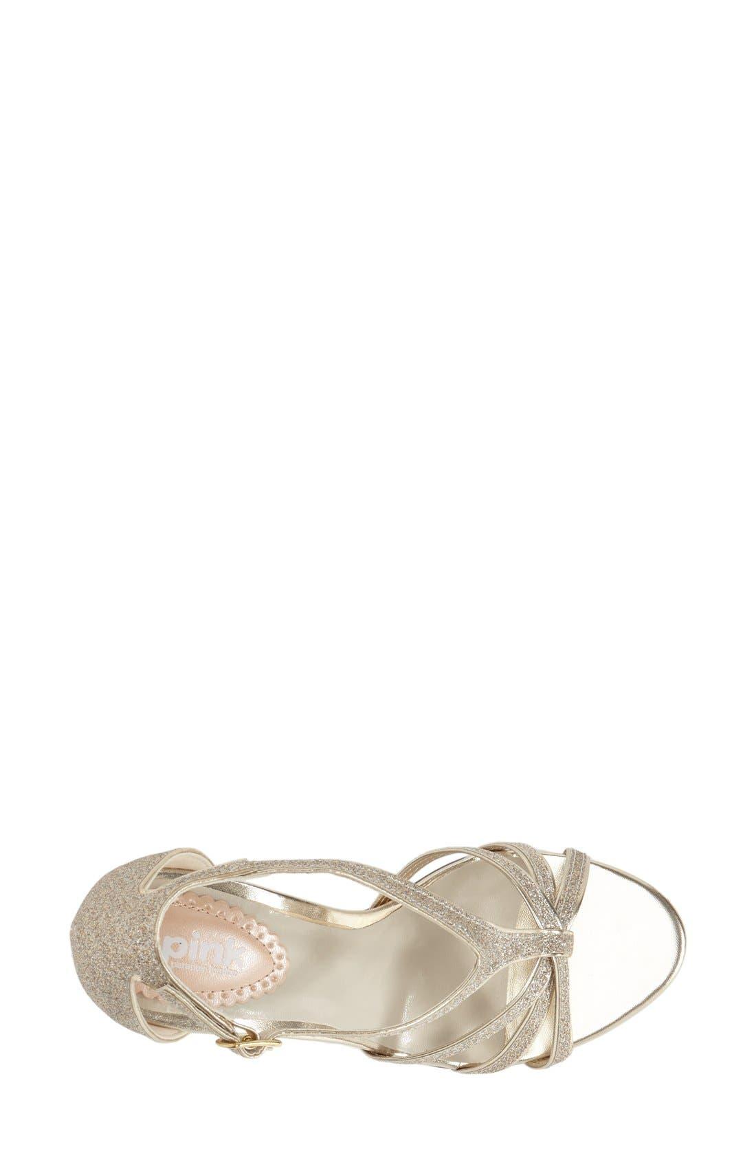 Alternate Image 3  - pink paradox london 'Vibrant' Sandal (Women)