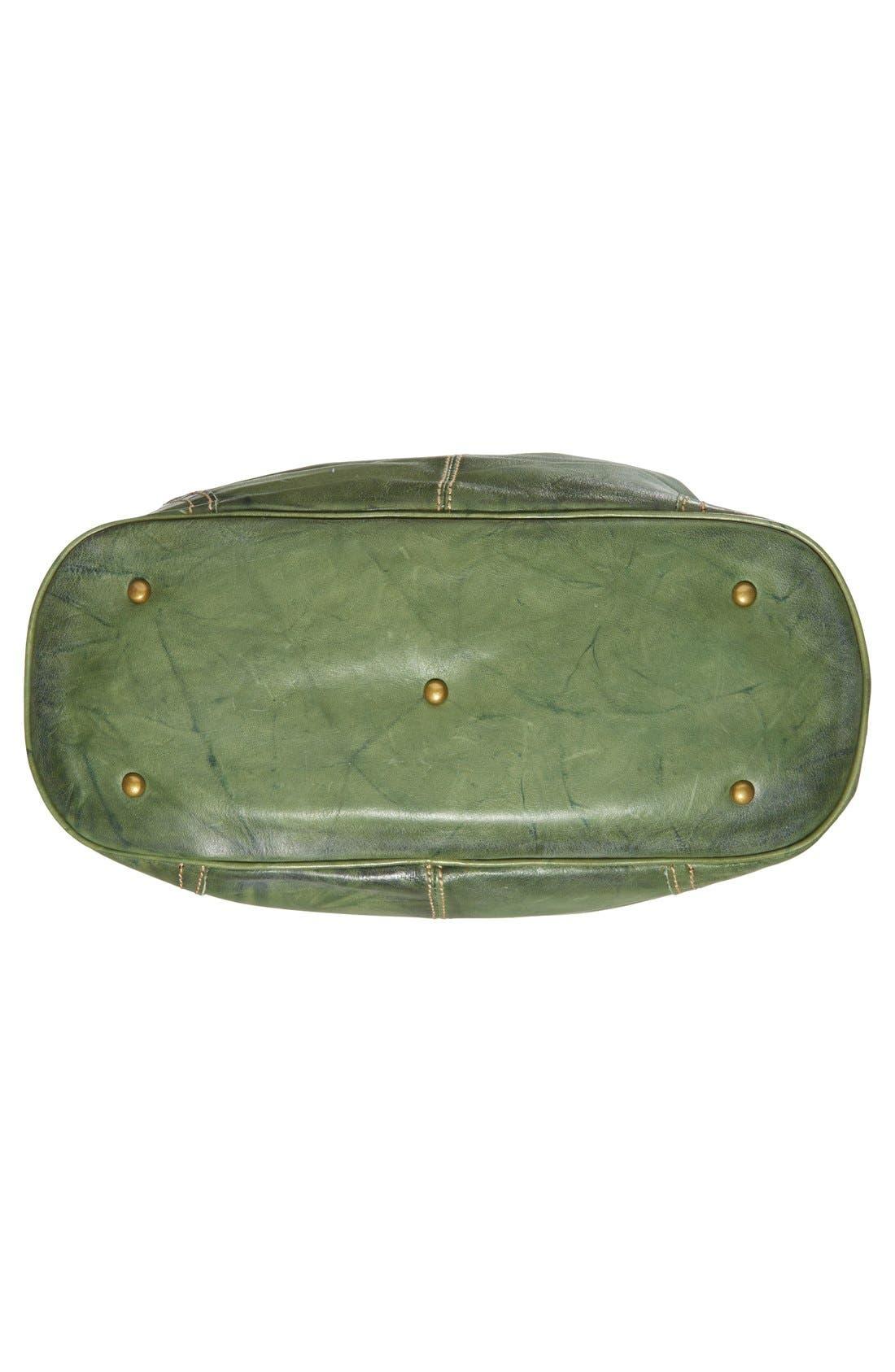 Alternate Image 6  - Frye 'Campus' Leather Hobo