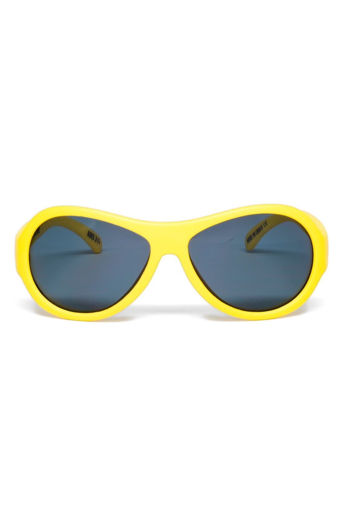 Alternate Image 1 Selected - Babiators 'Junior Babiators' Sunglasses (Baby & Toddler)