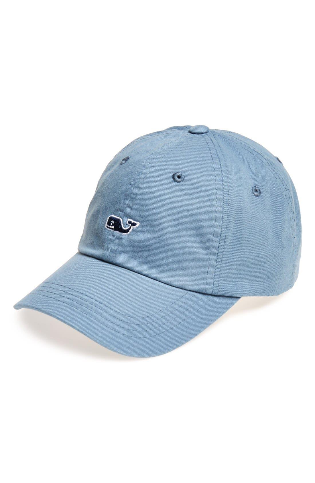 Vineyard Vines Whale Logo Cap