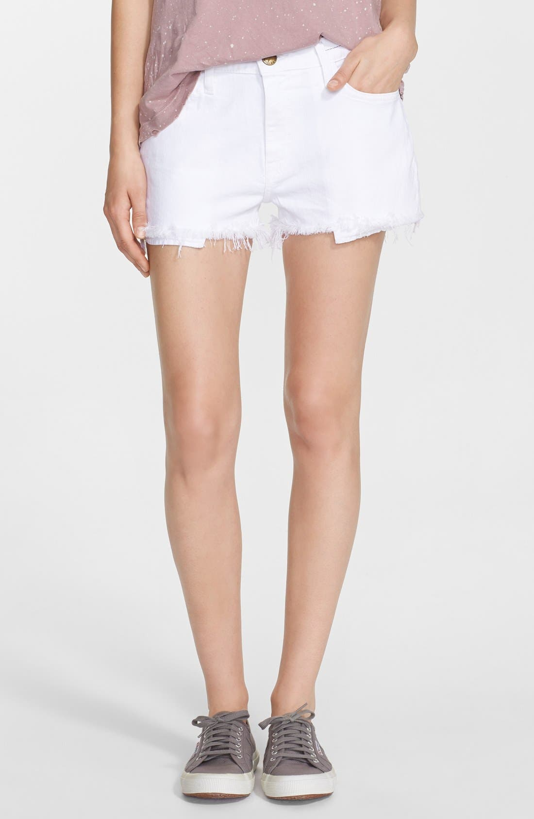 Main Image - Current/Elliott 'The Boyfriend' Shorts