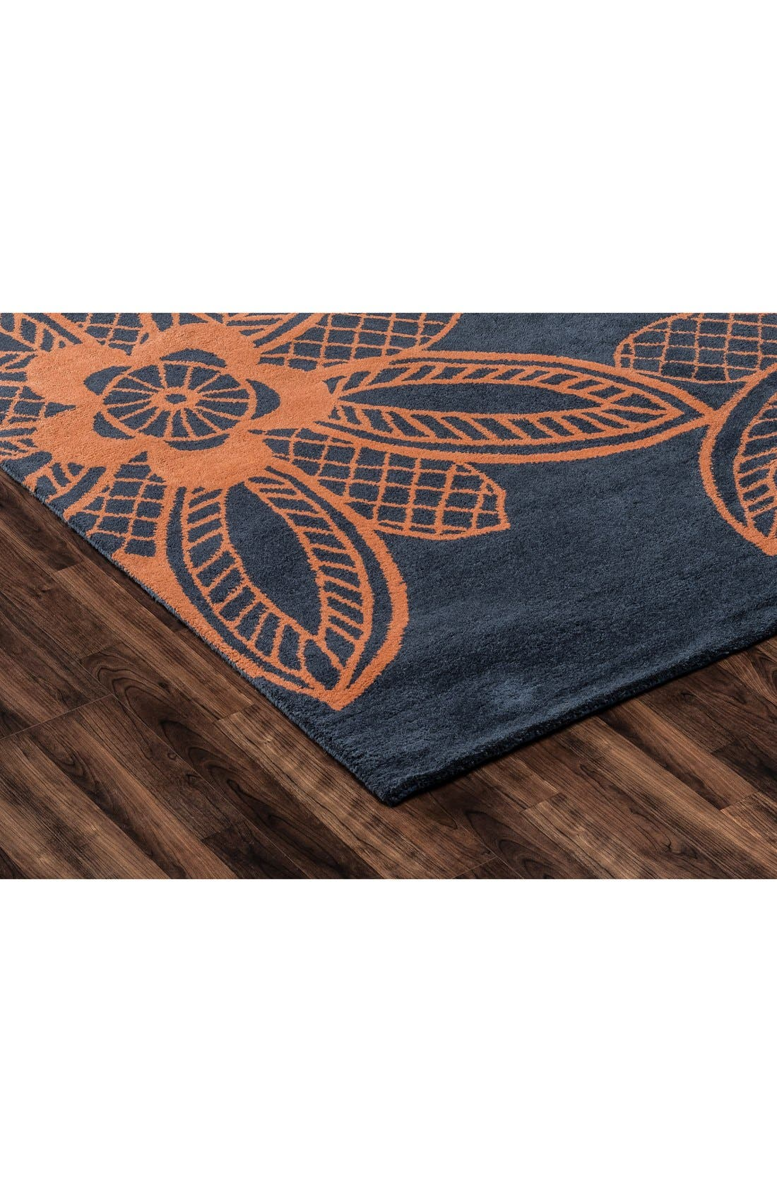 Alternate Image 2  - Rizzy Home 'Lacey Jane' Hand Tufted Wool Area Rug