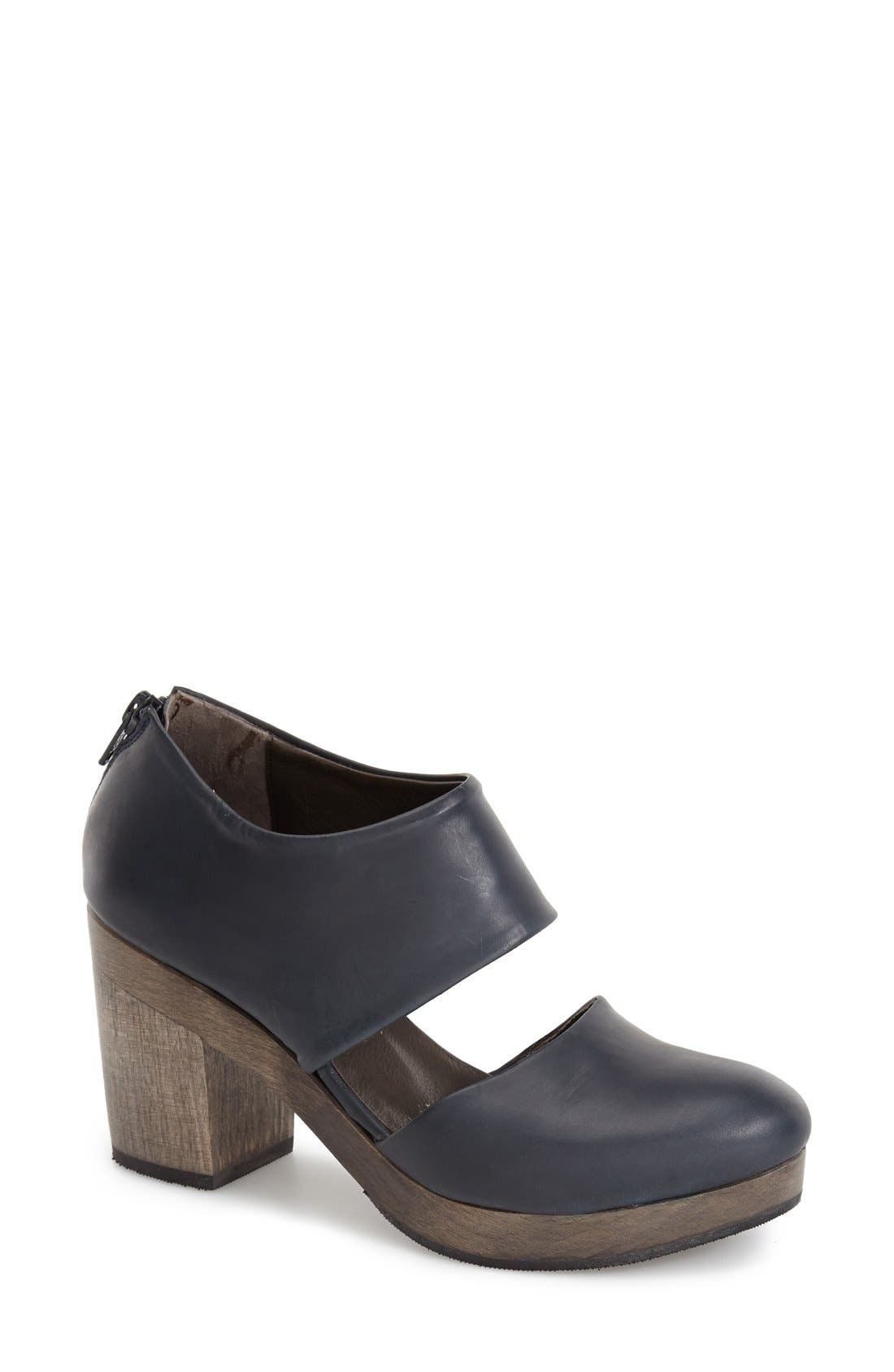 Alternate Image 1 Selected - Coclico 'Sombre' Platform Clog (Women)