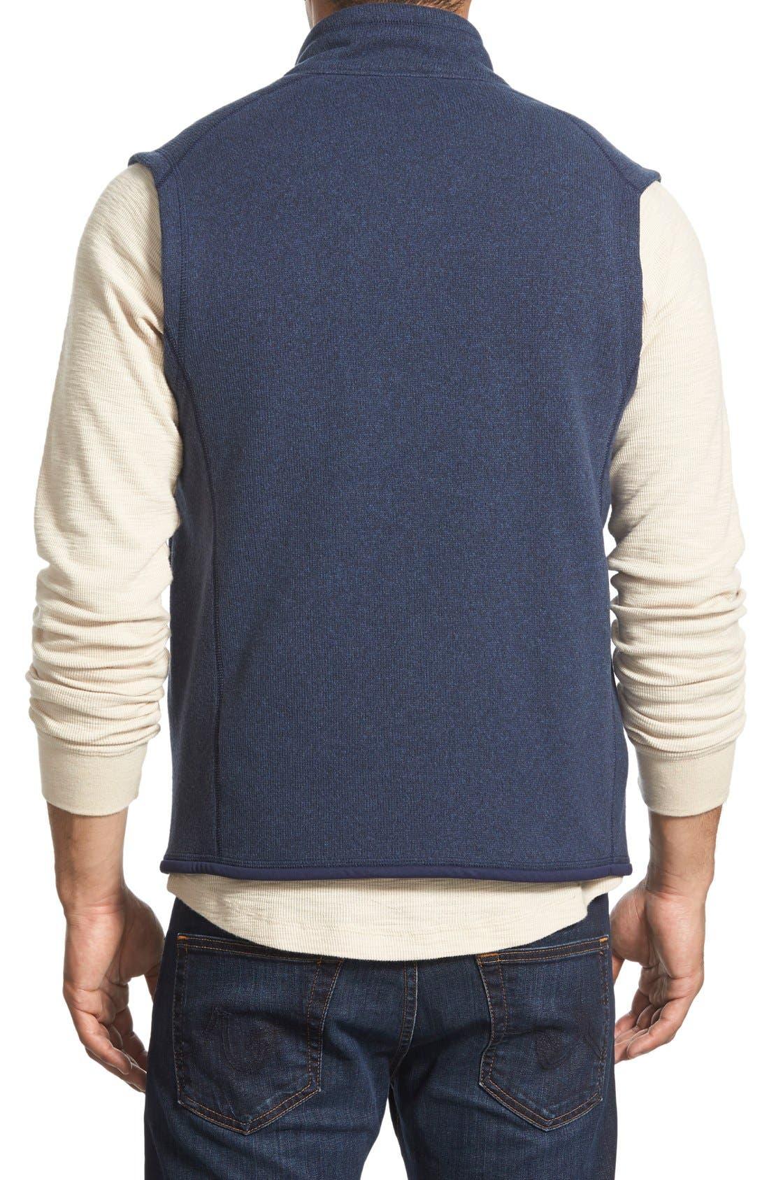 Alternate Image 2  - Patagonia 'Better Sweater' Zip Front Vest