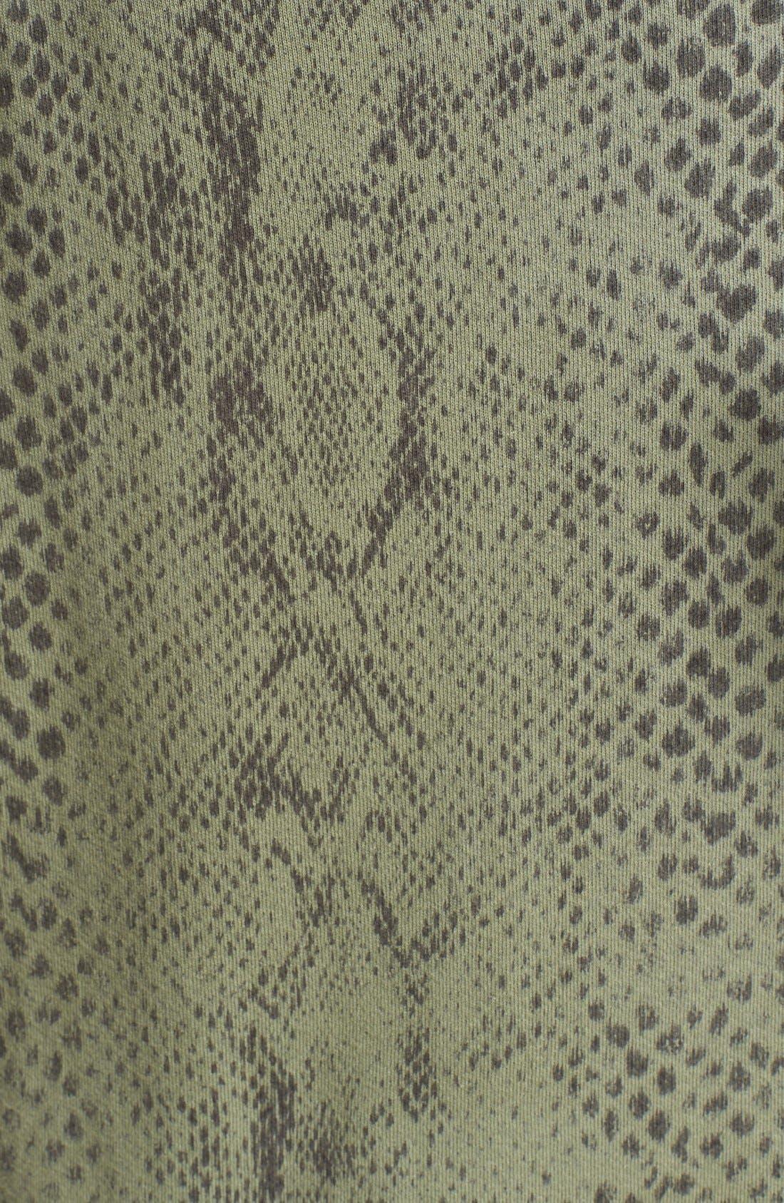 Alternate Image 3  - Soft Joie 'Darilynn B' Print Raglan Sleeve Sweatshirt