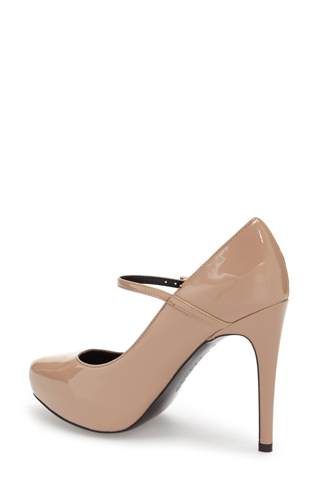 Alternate Image 2  - Charles by Charles David 'Faye' Mary Jane Platform Pump (Women)