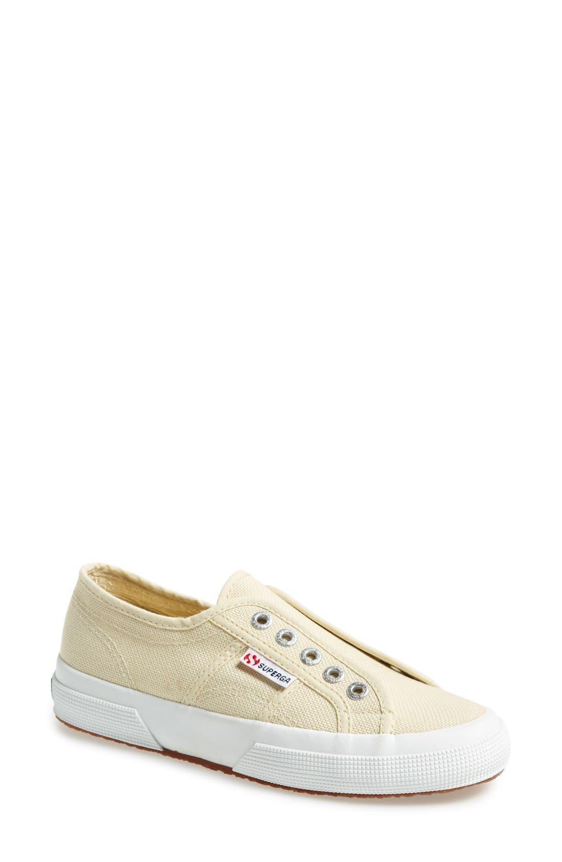 Alternate Image 1 Selected - Superga 'Cotu' Slip-On Sneaker (Women)