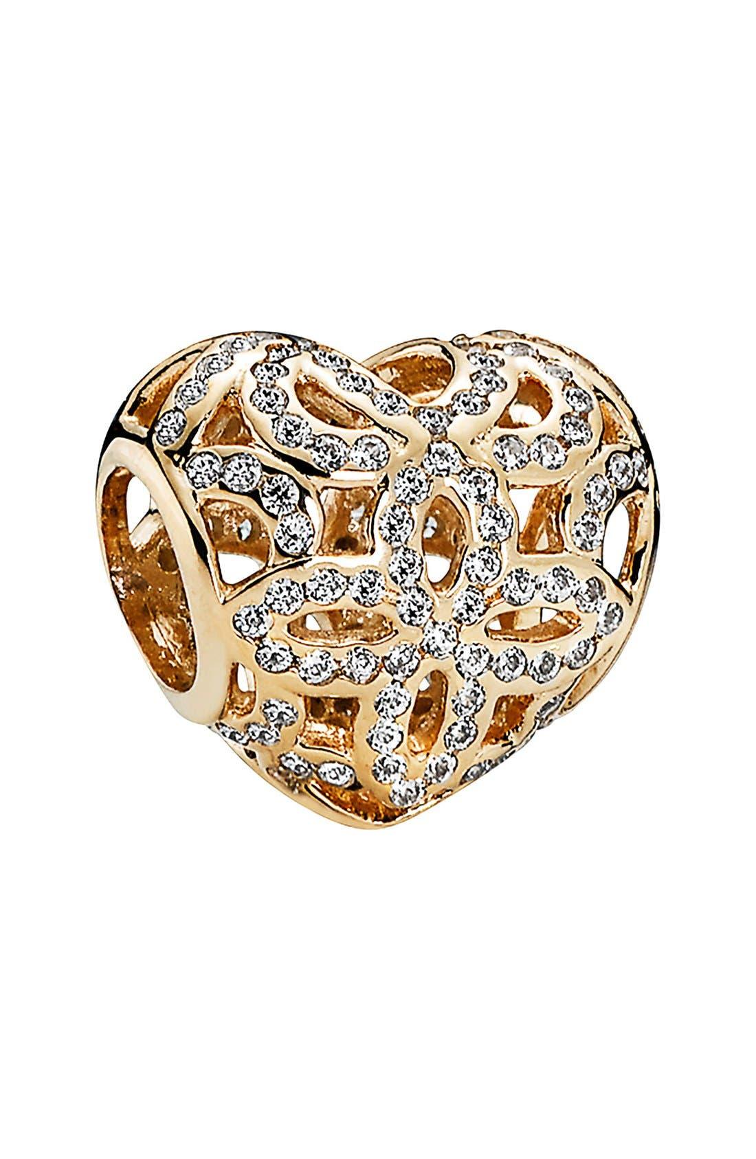 Alternate Image 1 Selected - PANDORA 'Love Appreciation' Charm