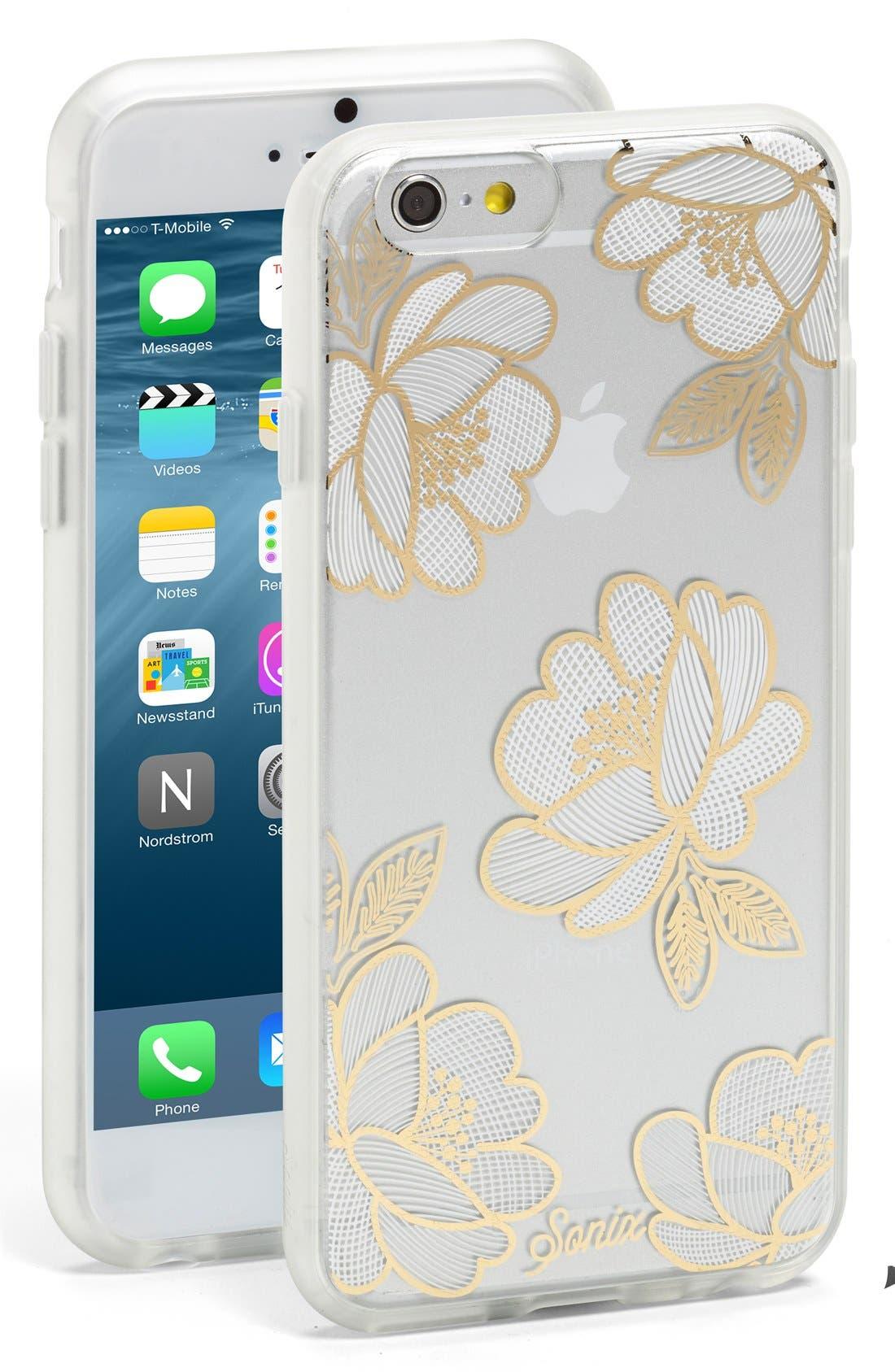 Alternate Image 1 Selected - Sonix 'Florette' iPhone 6 & 6s Case