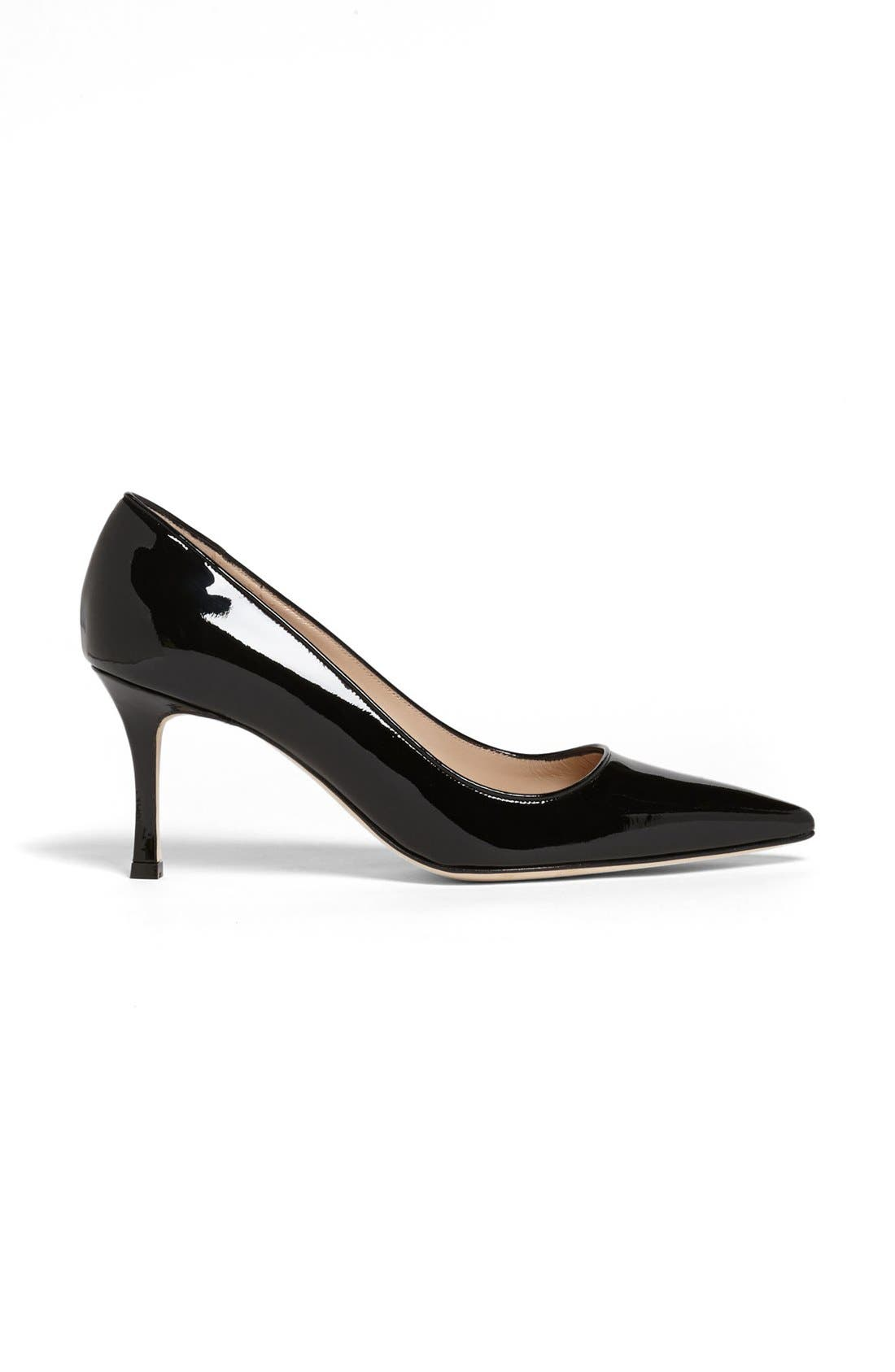 Alternate Image 4  - Manolo Blahnik 'Newcio' Pump (Women)