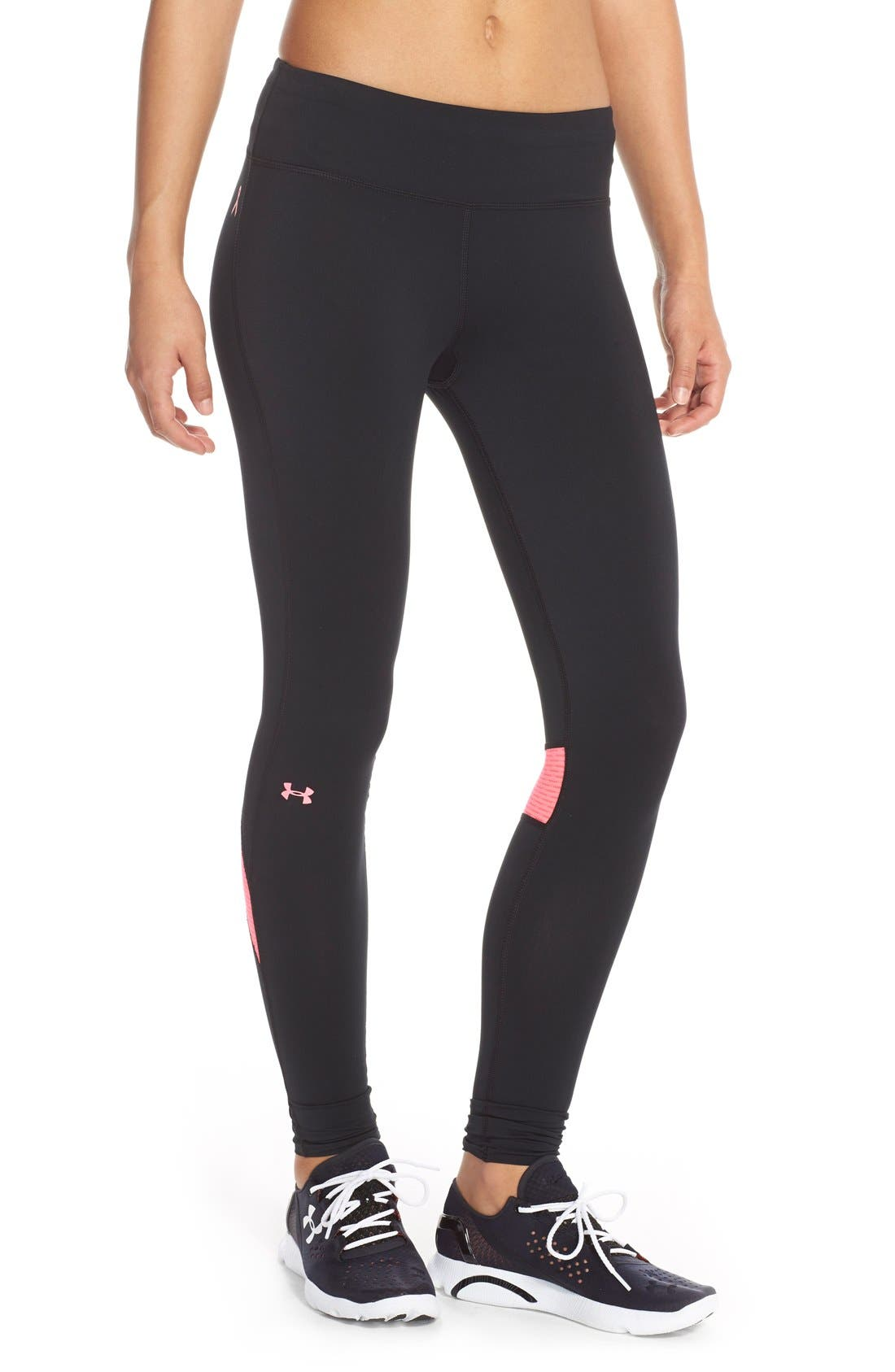 Alternate Image 1 Selected - Under Armour 'Fly By' Compression Leggings