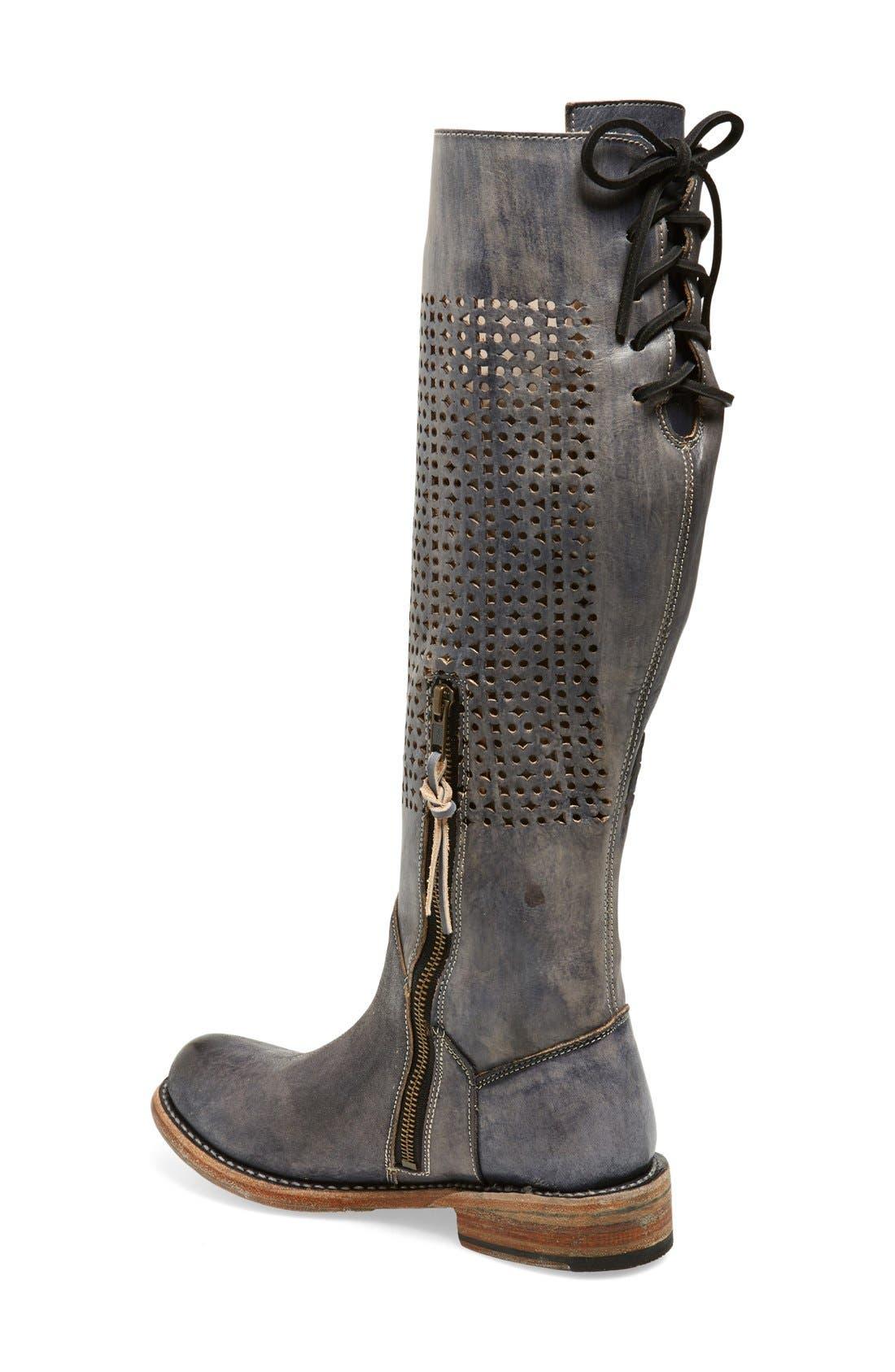 Alternate Image 2  - Bed Stu 'Cambridge' Knee High Leather Boot (Women)