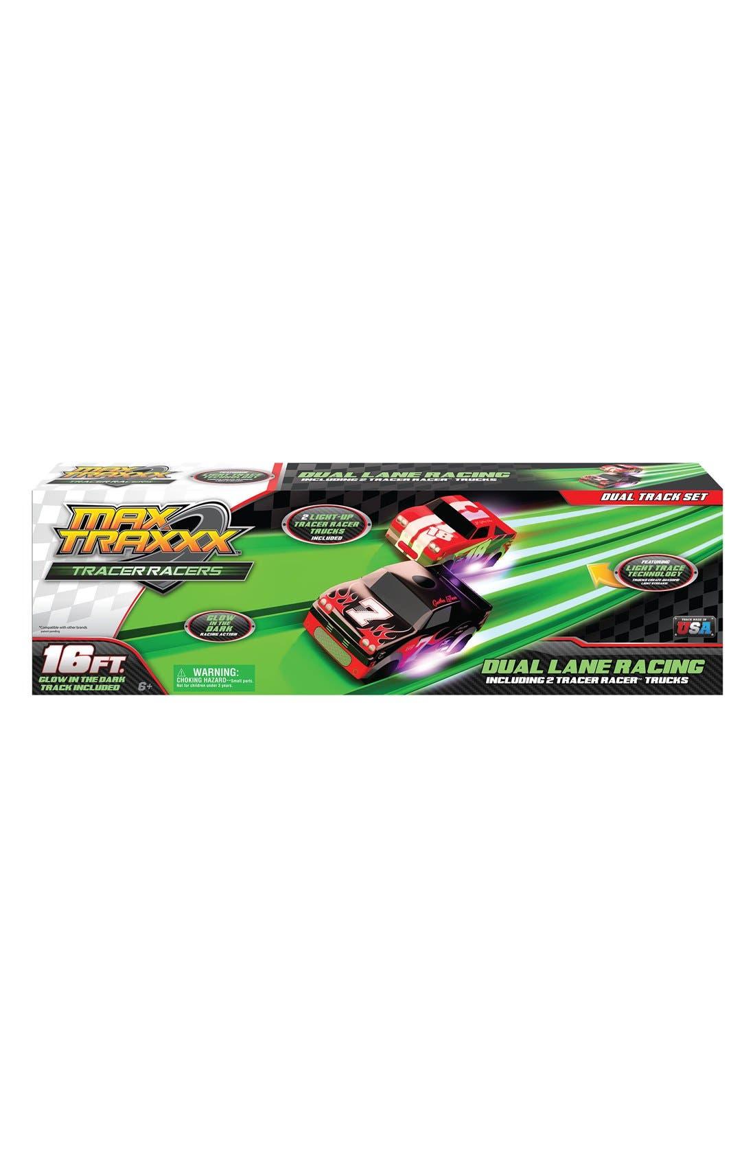 MAX TRAXXX Tracer Racers Trucks & Dual Track