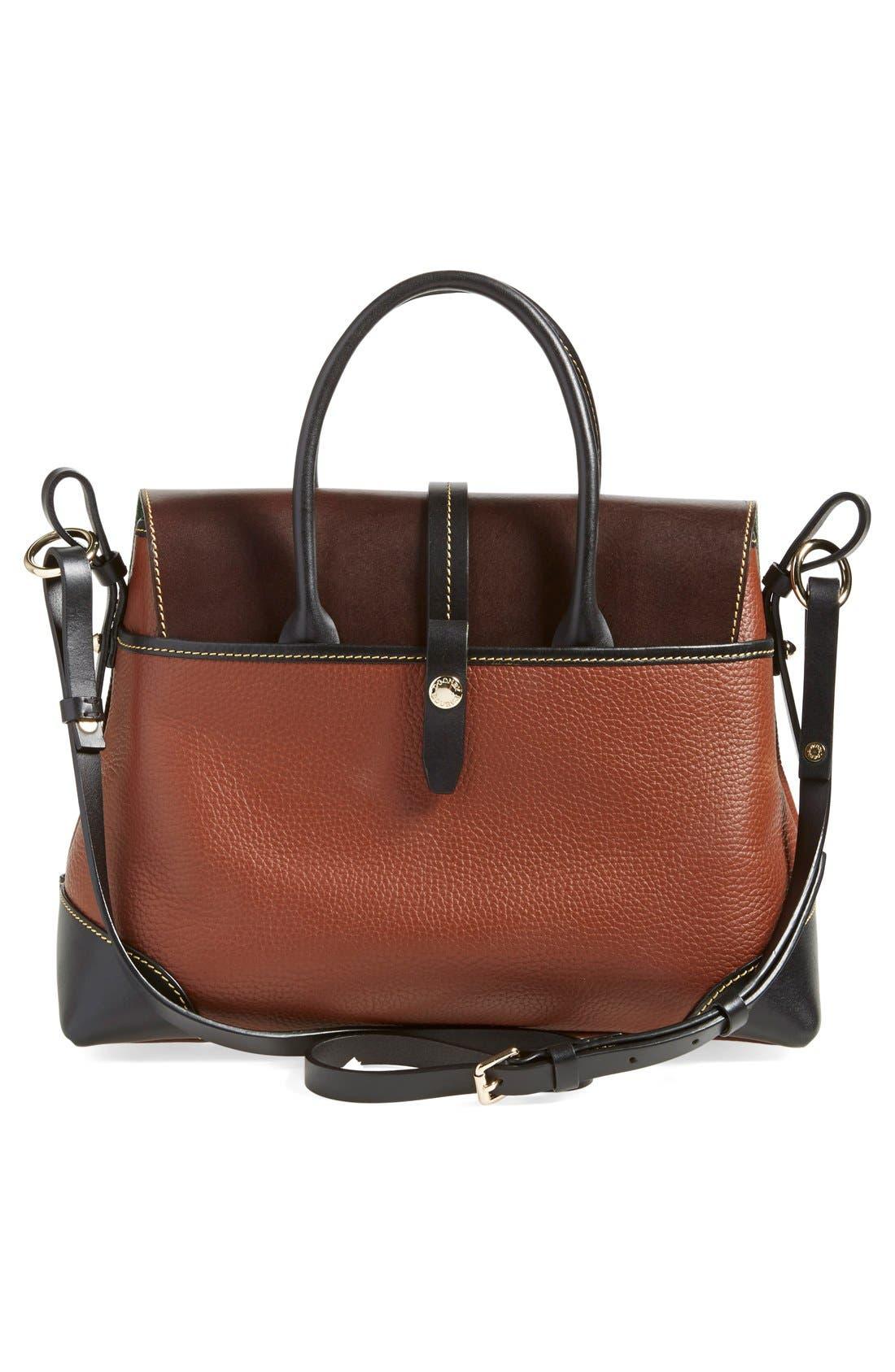 Alternate Image 3  - Dooney & Bourke 'Verona Large Elisa' Grained Leather Satchel