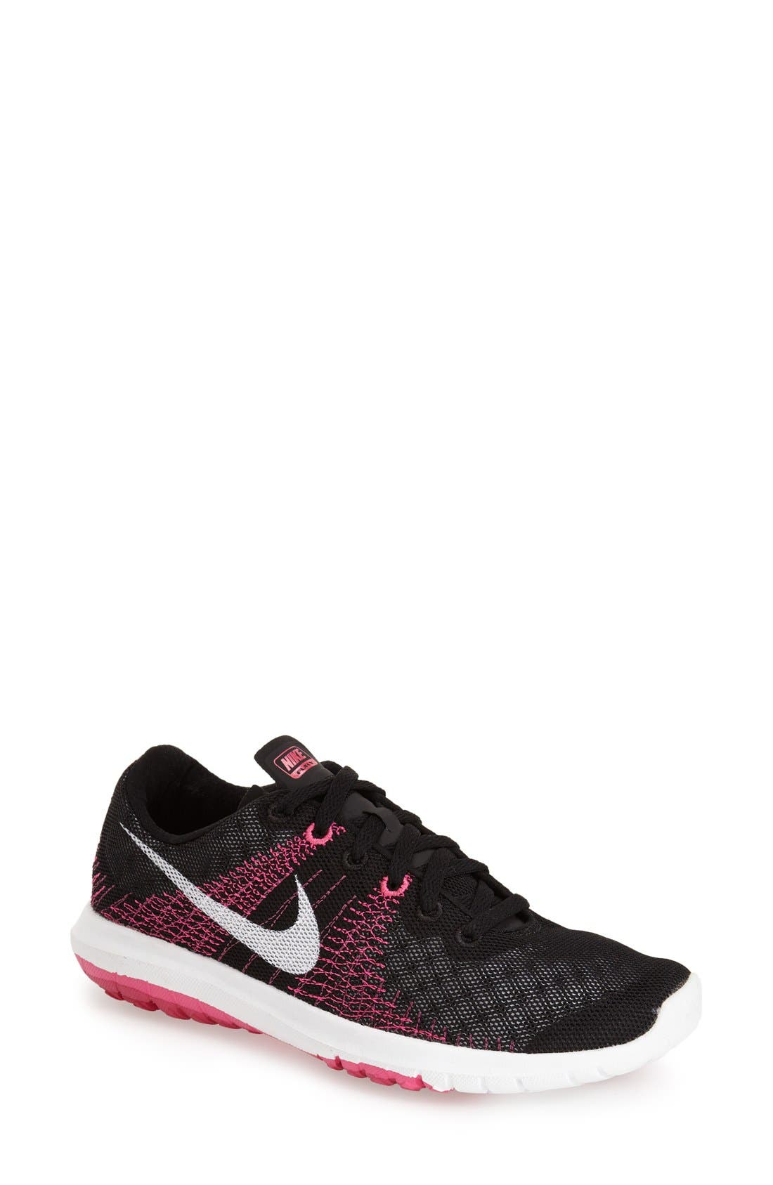 Alternate Image 1 Selected - Nike 'Flex Fury' Running Shoe (Women)