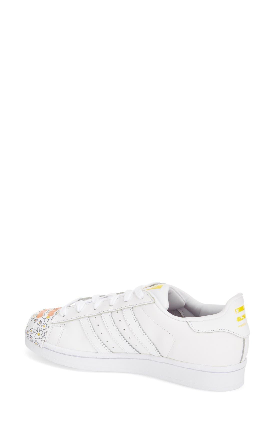 Alternate Image 2  - adidas 'Superstar Pharrell Supershell' Sneaker
