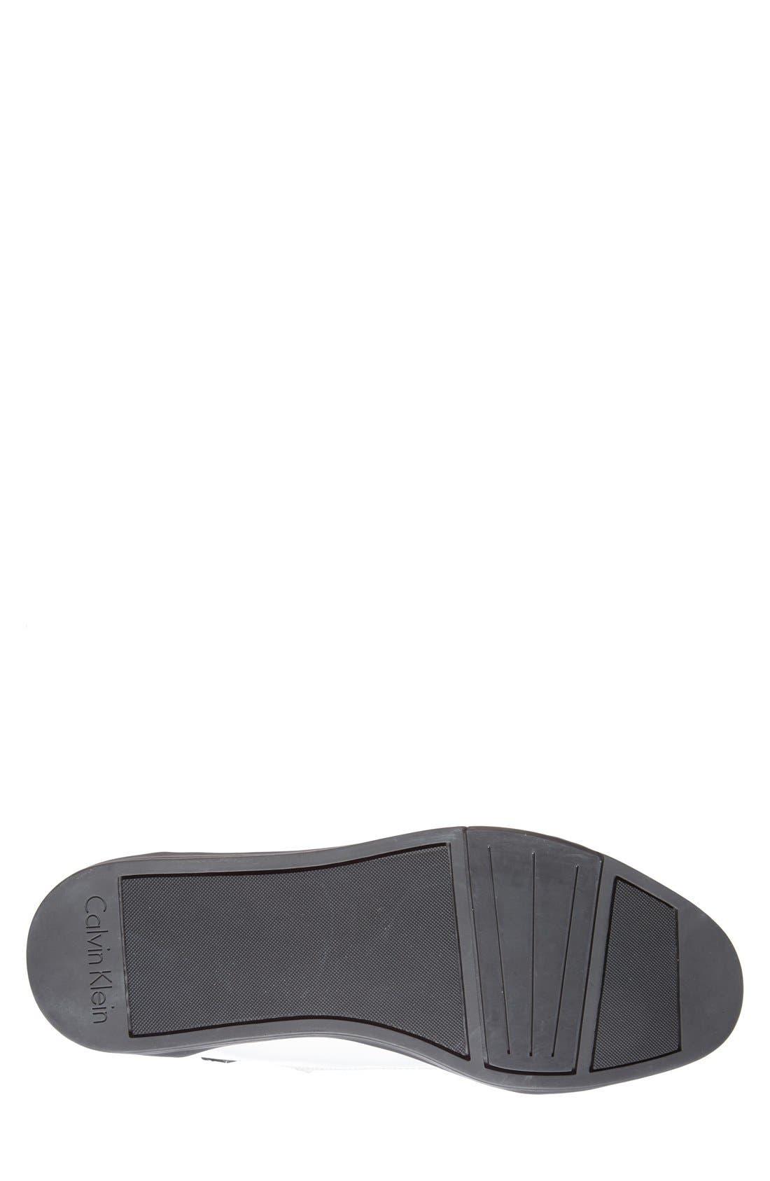 Alternate Image 4  - Calvin Klein 'BerkeAction' Sneaker (Men)