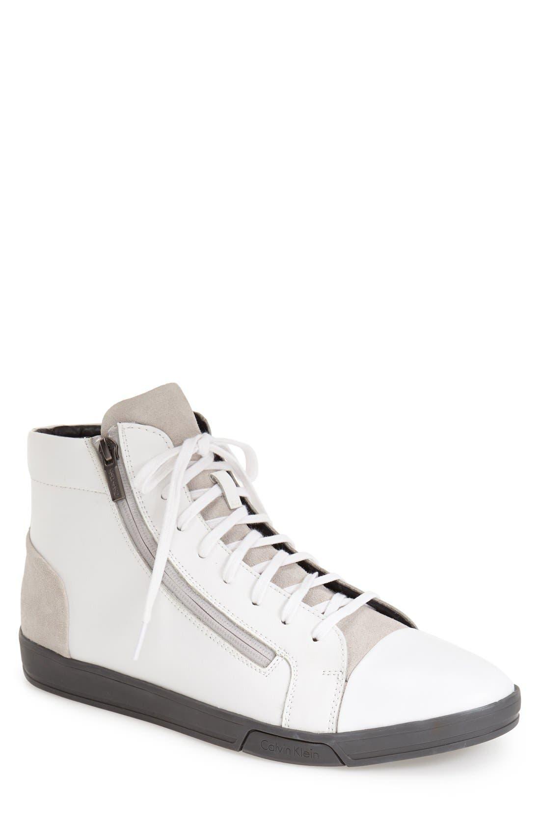 Alternate Image 1 Selected - Calvin Klein 'BerkeAction' Sneaker (Men)