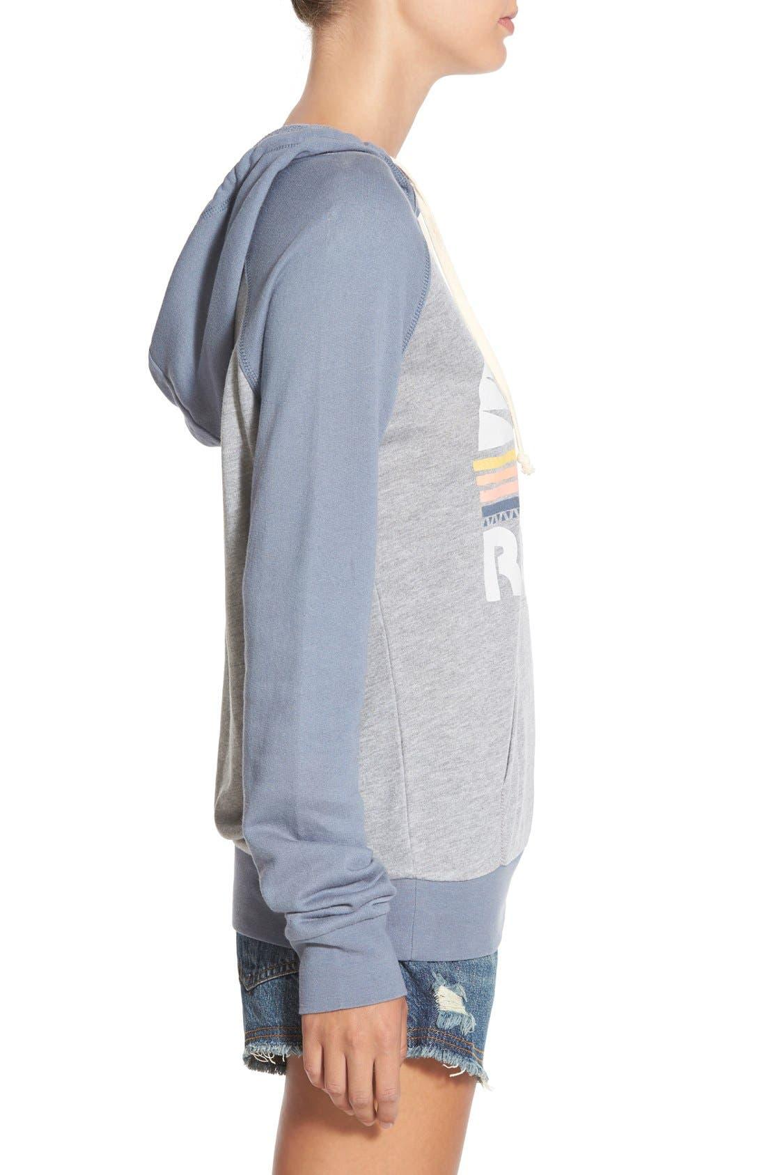Alternate Image 3  - Rip Curl 'Sunray' Pullover Hoodie