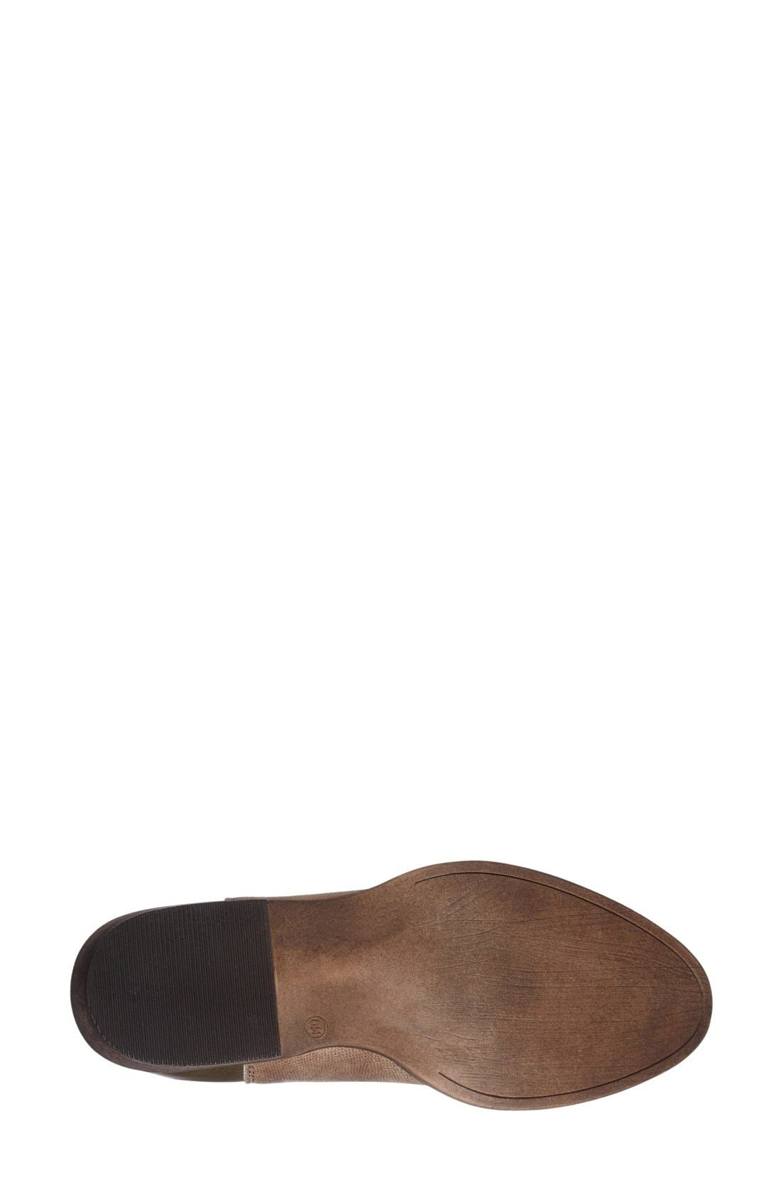 Alternate Image 4  - Coconuts by Matisse 'Blackjack' Ankle Boot (Women)