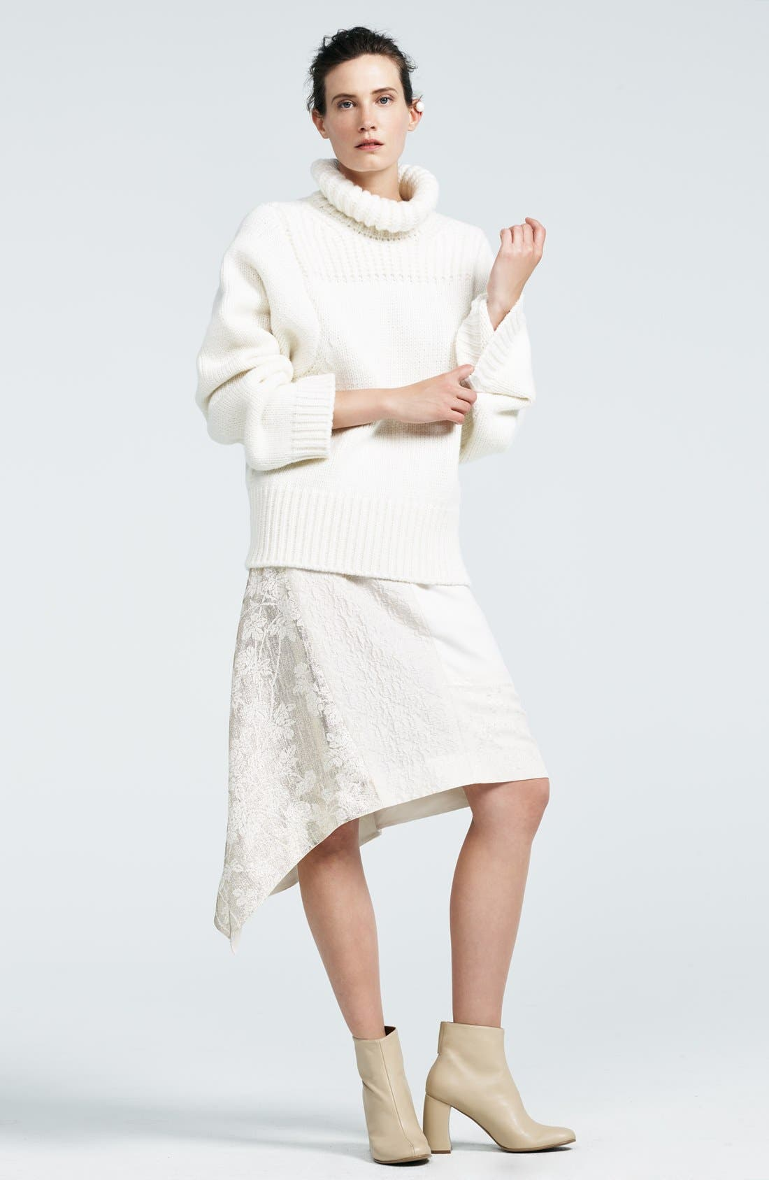 Alternate Image 5  - Stella McCartney Asymmetrical Skirt