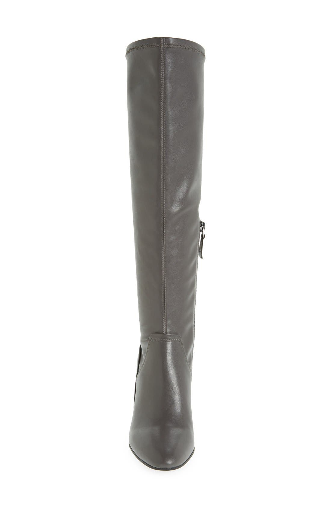 Alternate Image 3  - Franco Sarto 'Stampeed' Stretch Tall Boot (Women)
