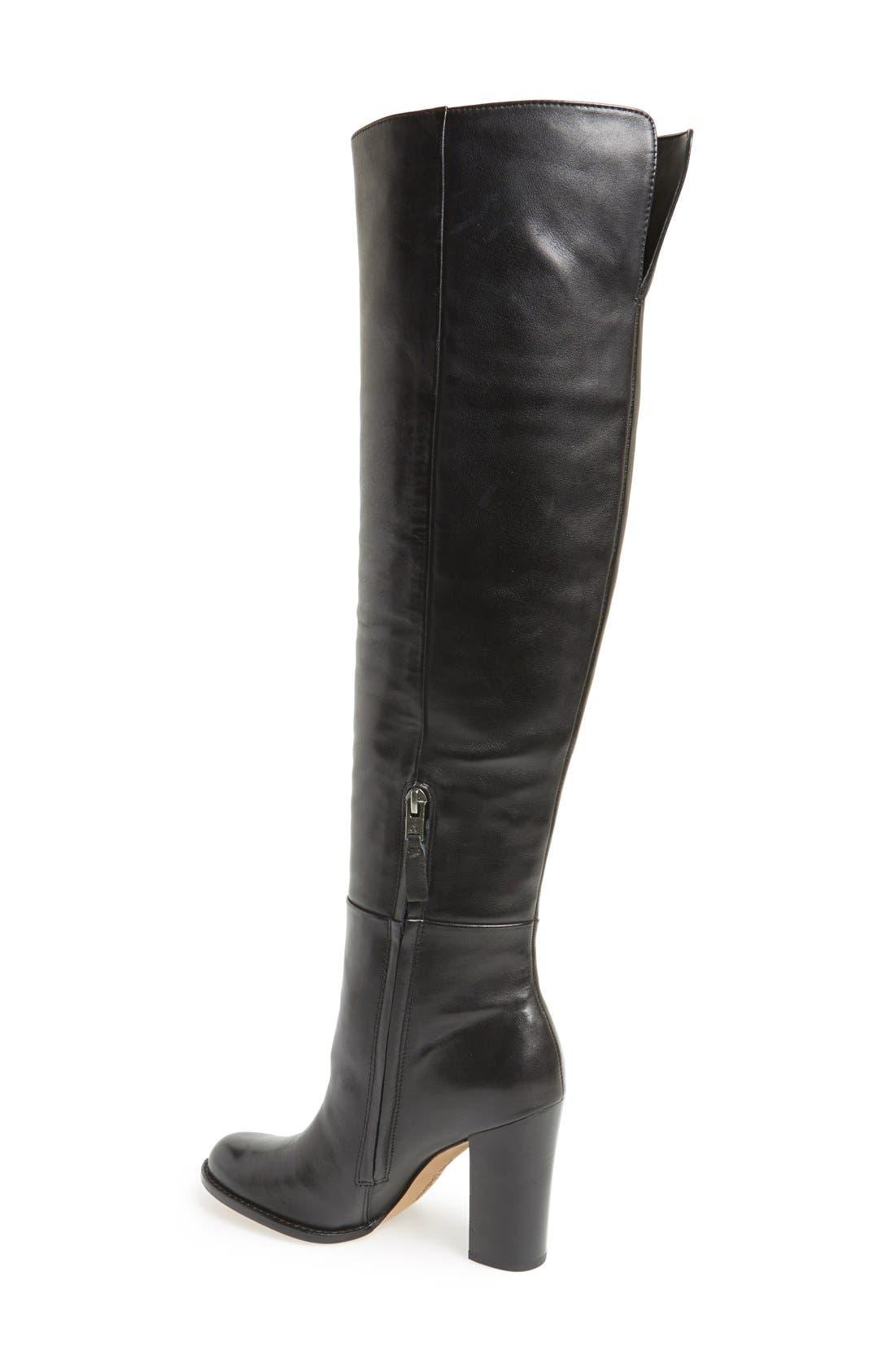 Alternate Image 2  - Sam Edelman'Rylan' Over the Knee Boot (Women)