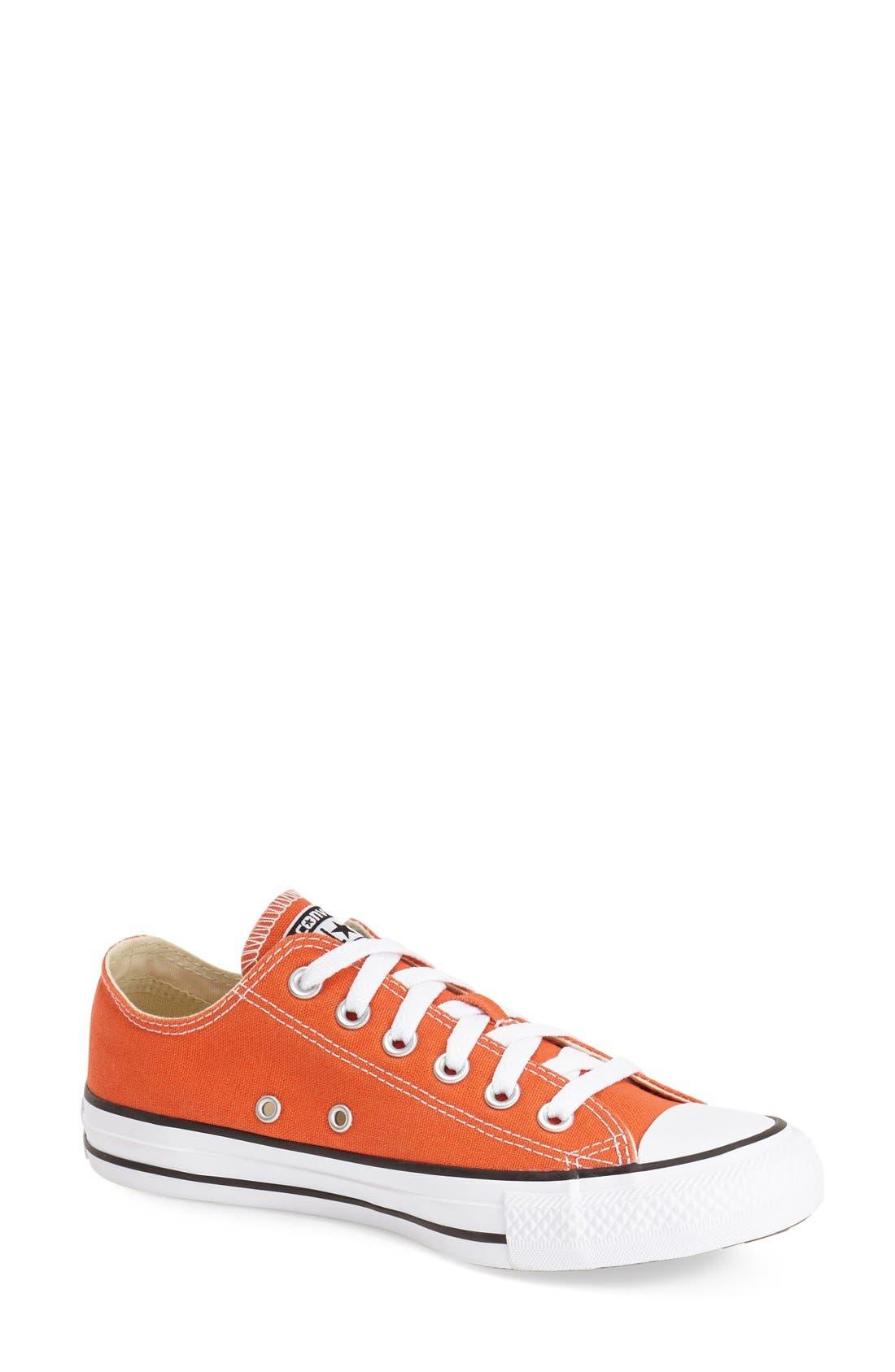 Main Image - Converse Chuck Taylor® All Star® 'Seasonal Ox' Low Top Sneaker (Women)
